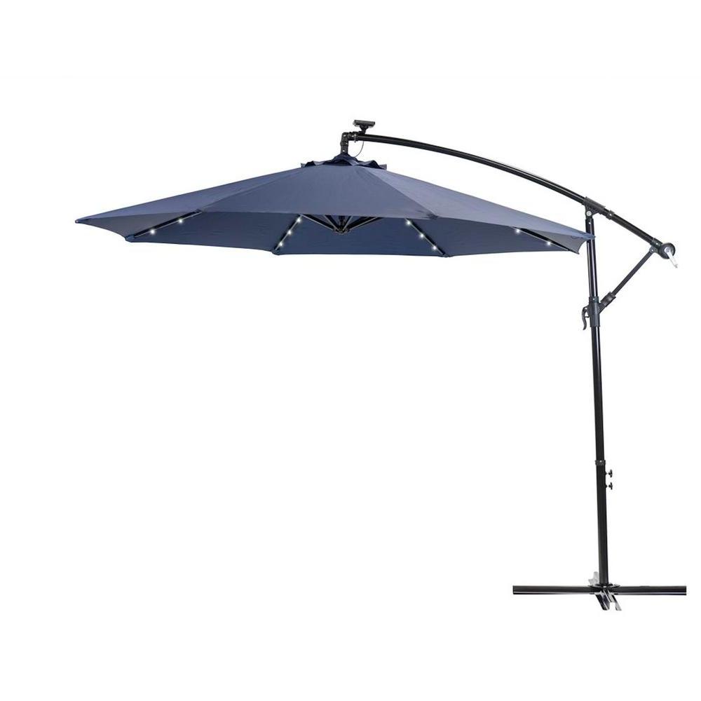 Featured Photo of Sun Ray Solar Cantilever Umbrellas