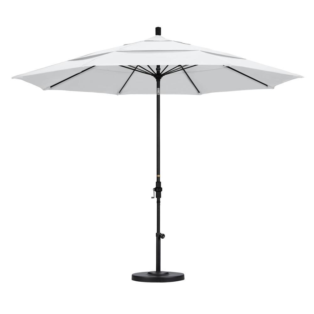 Recent White Patio Umbrella Table – Table Design Ideas With Regard To Keegan Market Umbrellas (View 13 of 20)