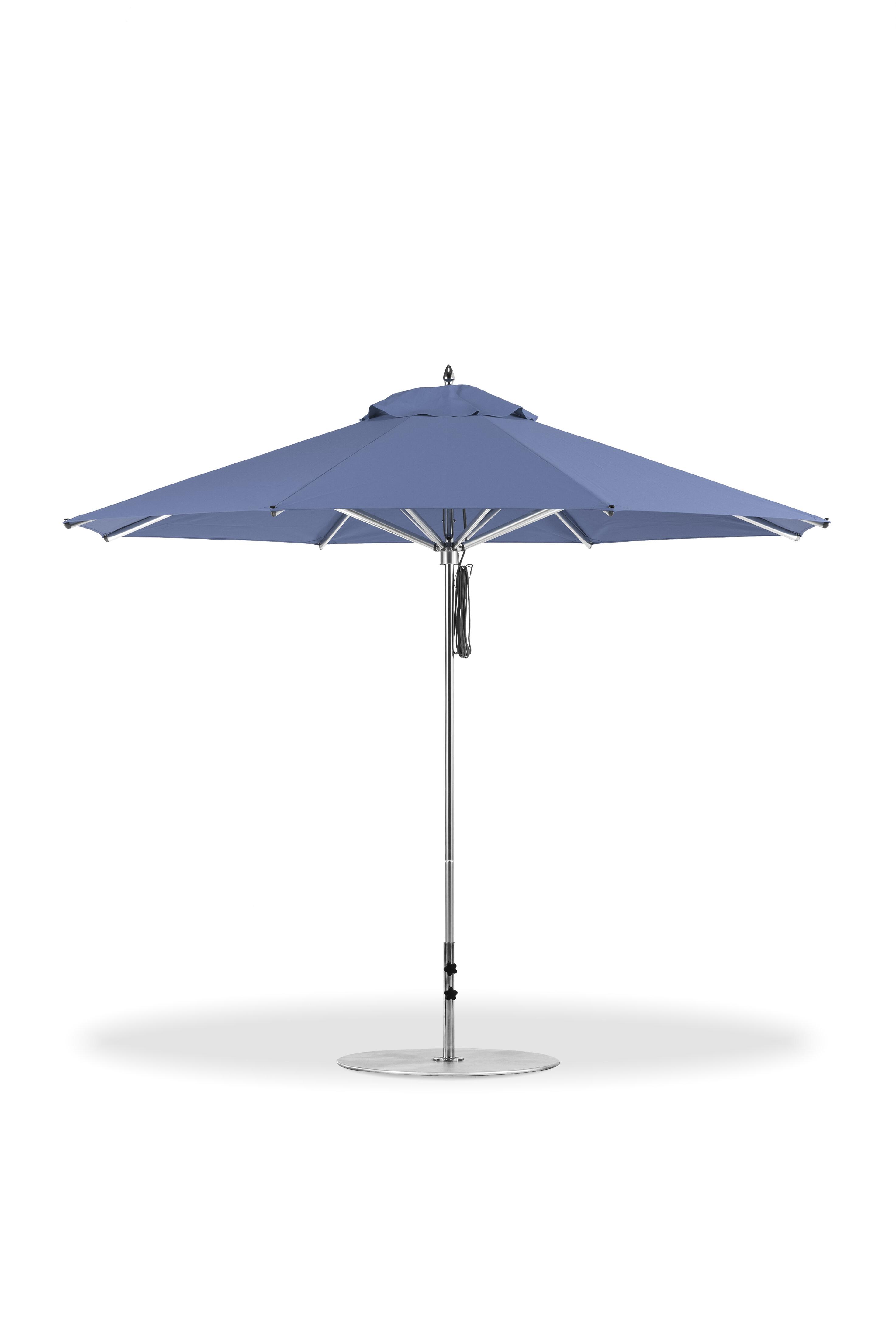 Recent Zeman Market Umbrellas Throughout Criddle 11' Market Umbrella (View 10 of 20)