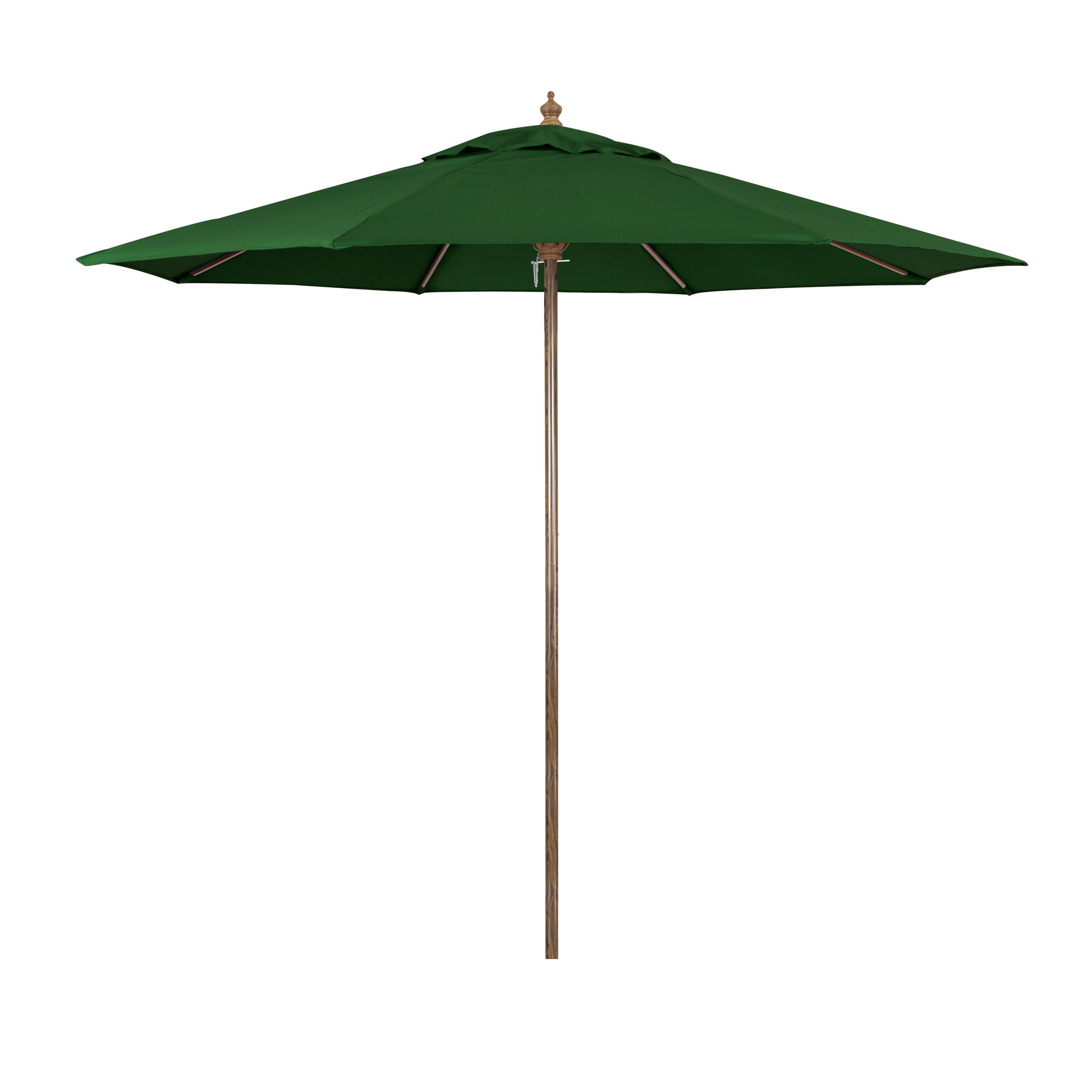 Ryant 9' Market Umbrella Pertaining To Favorite Taube Market Umbrellas (Gallery 8 of 20)