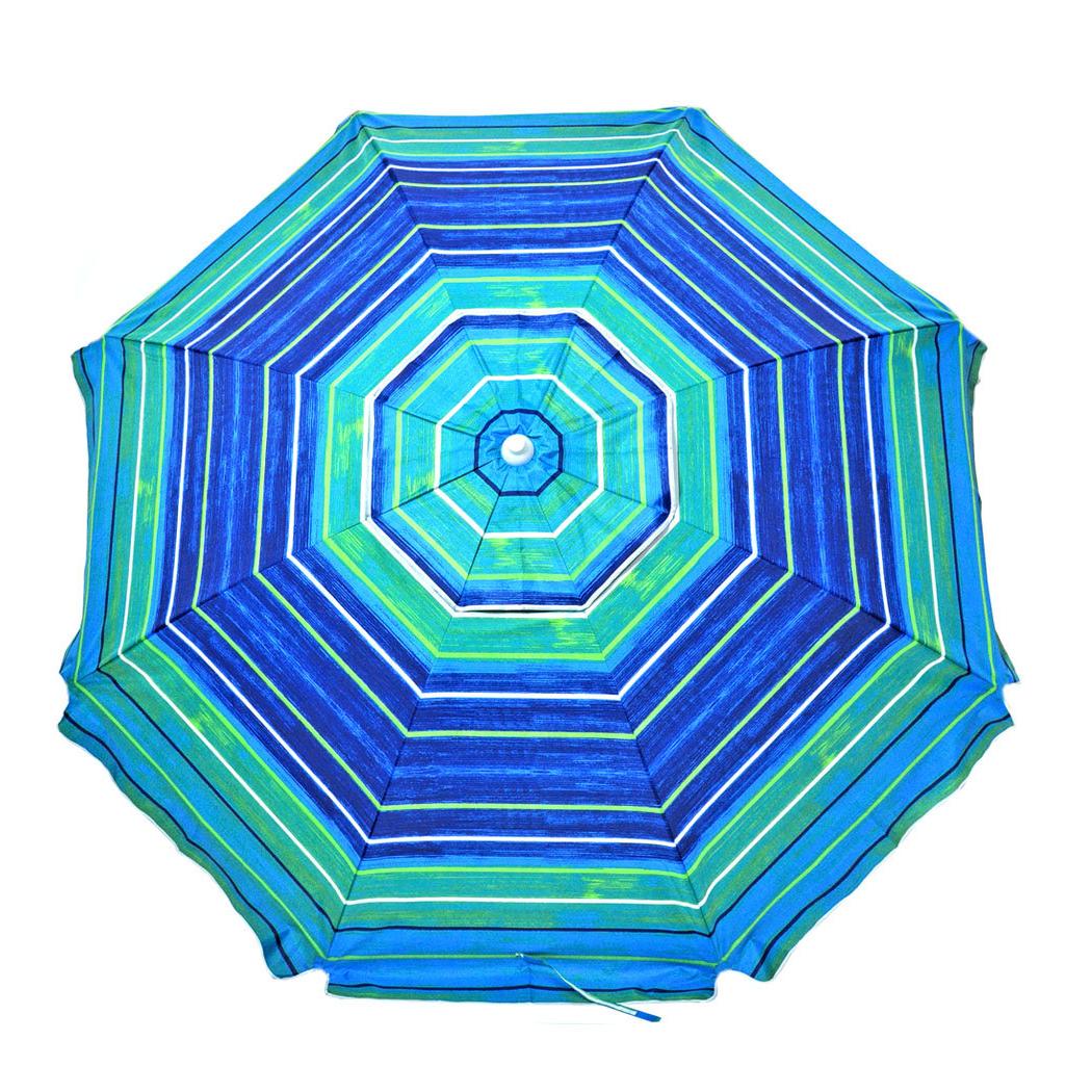 Schmitz Heavy Duty 7' Beach Umbrella With Regard To 2019 Schroeder Heavy Duty Beach Umbrellas (View 4 of 20)