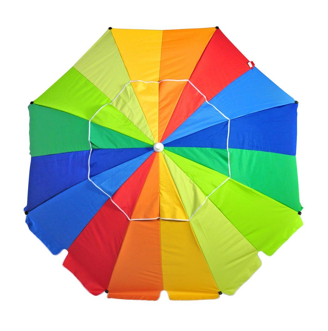 Schroeder Heavy Duty 8' Beach Umbrella Regarding Famous Schroeder Heavy Duty Beach Umbrellas (View 3 of 20)
