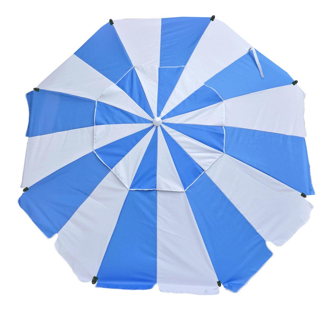 Schroeder Heavy Duty Beach Umbrellas For Well Known Victor Heavy Duty 8' Beach Umbrella (View 5 of 20)