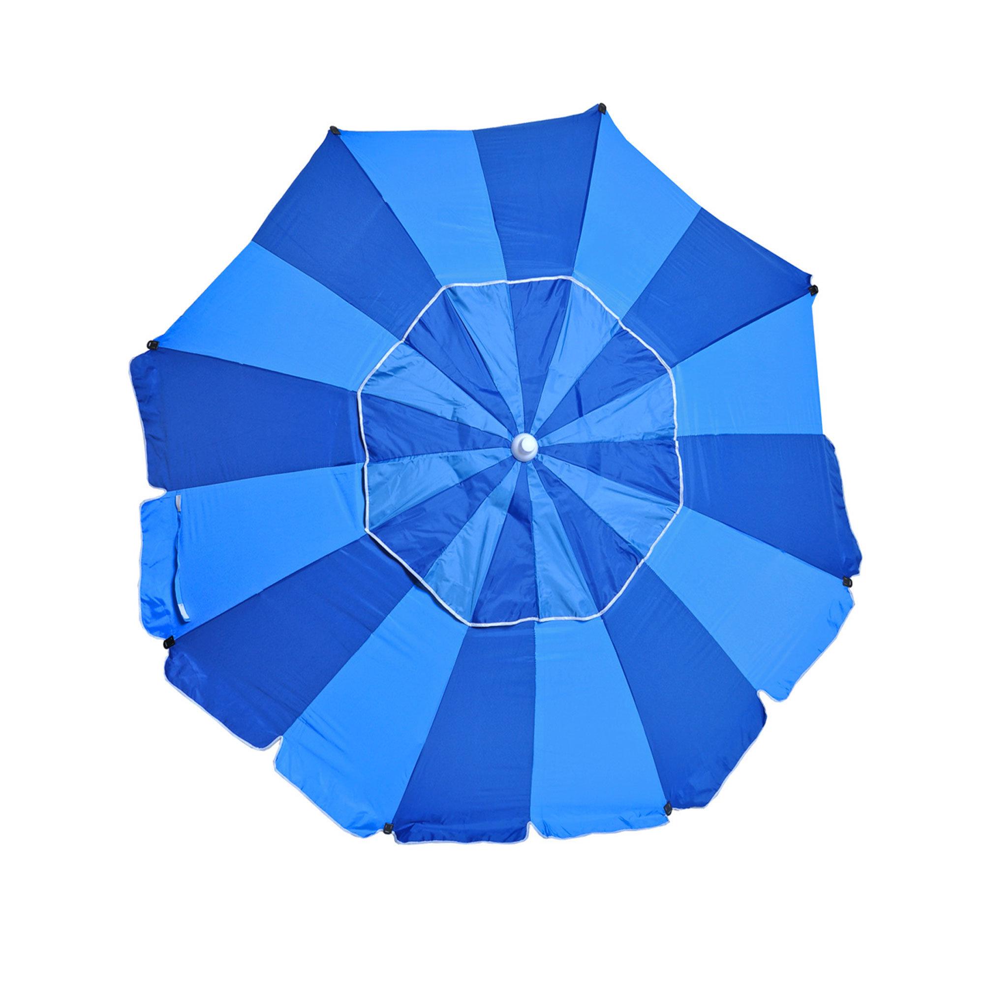 Schroeder Heavy Duty Beach Umbrellas With Regard To 2019 Schroeder Heavy Duty 8' Beach Umbrella (View 2 of 20)
