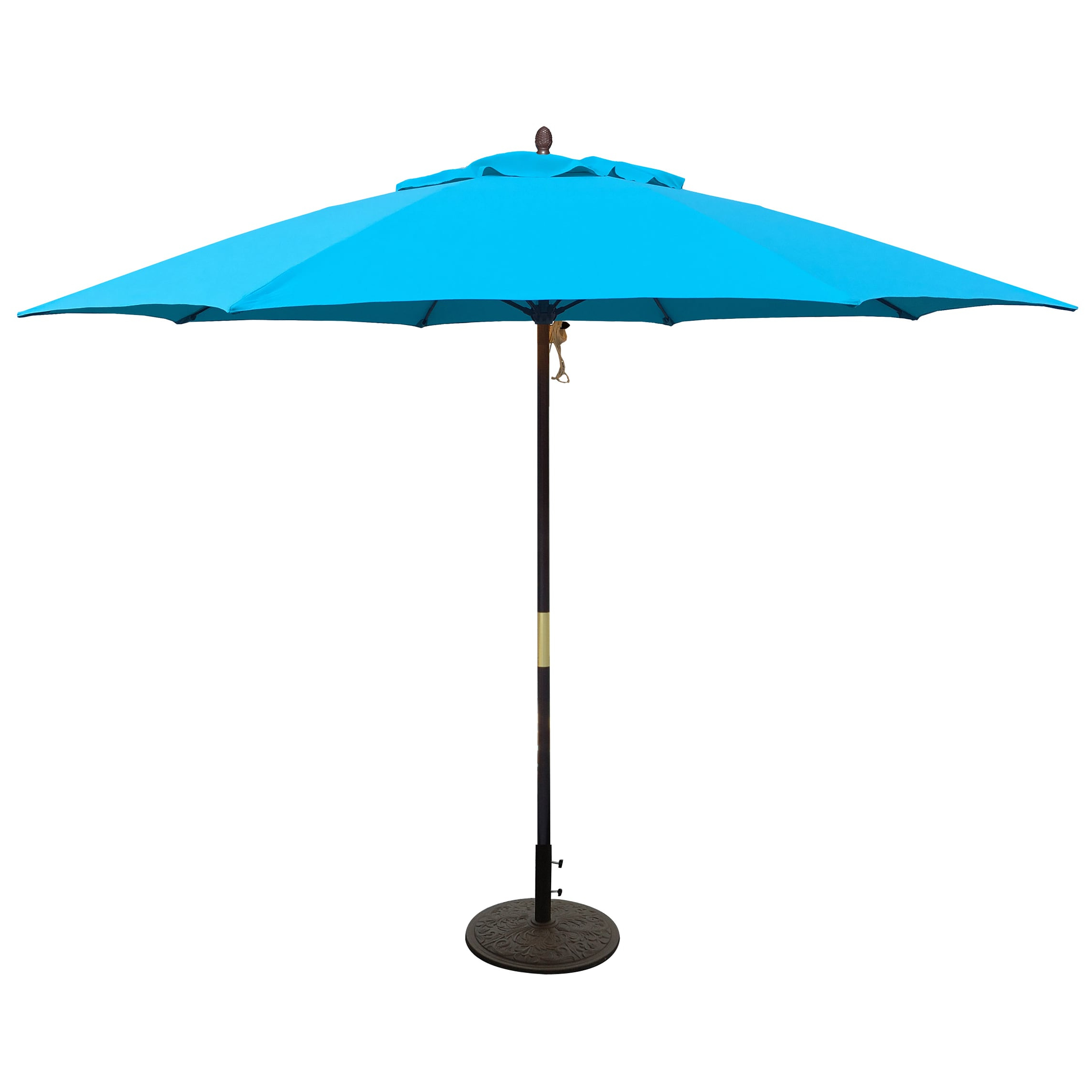 Solid Market Umbrellas With Regard To Newest Tropishade 11 Ft (View 17 of 20)