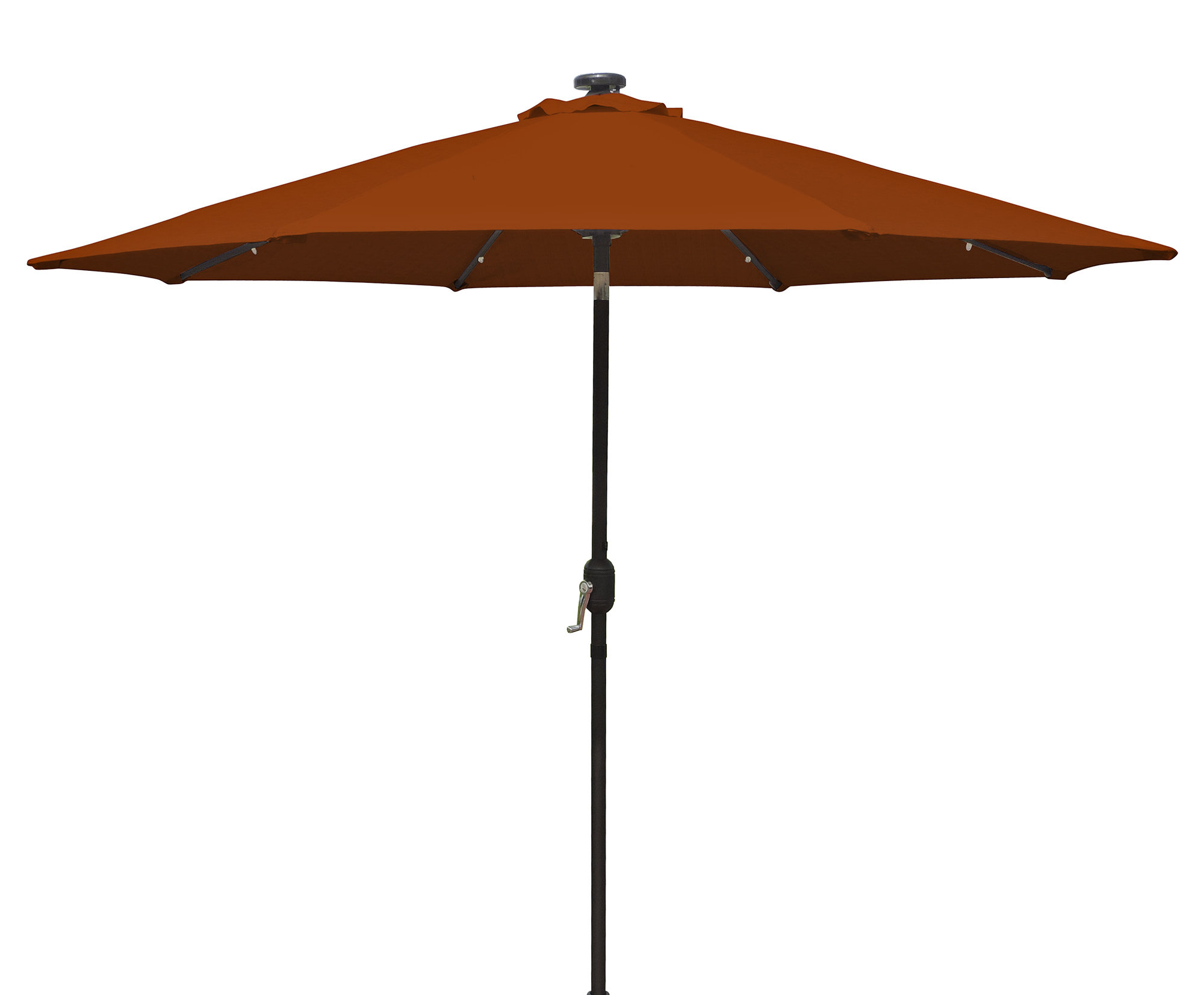 Spector 9' Market Umbrella In Most Recent Hettie Solar Lighted Market Umbrellas (View 9 of 20)