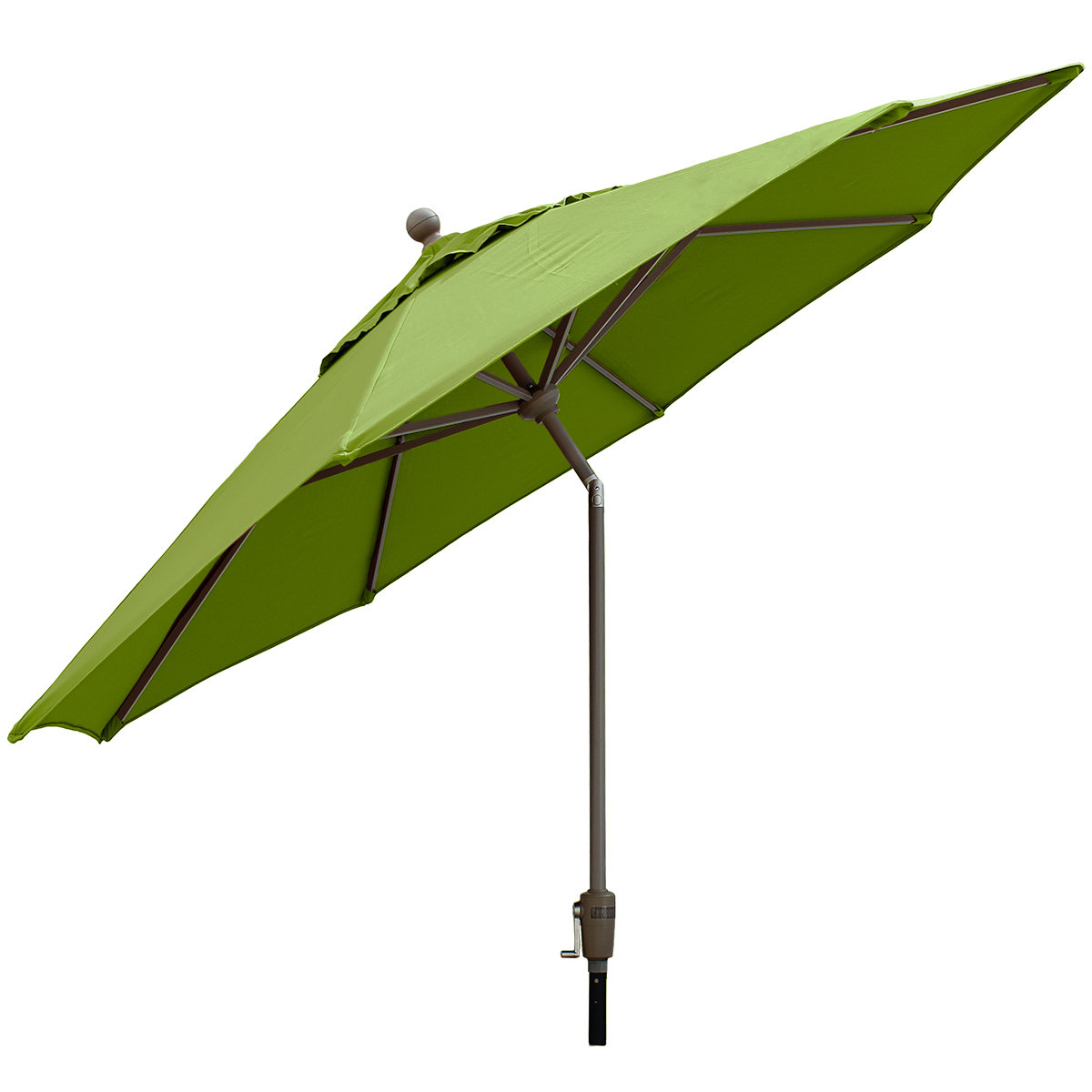 Three Posts Crowland 9' Market Sunbrella Umbrella In Most Current Crowland Market Sunbrella Umbrellas (View 12 of 20)