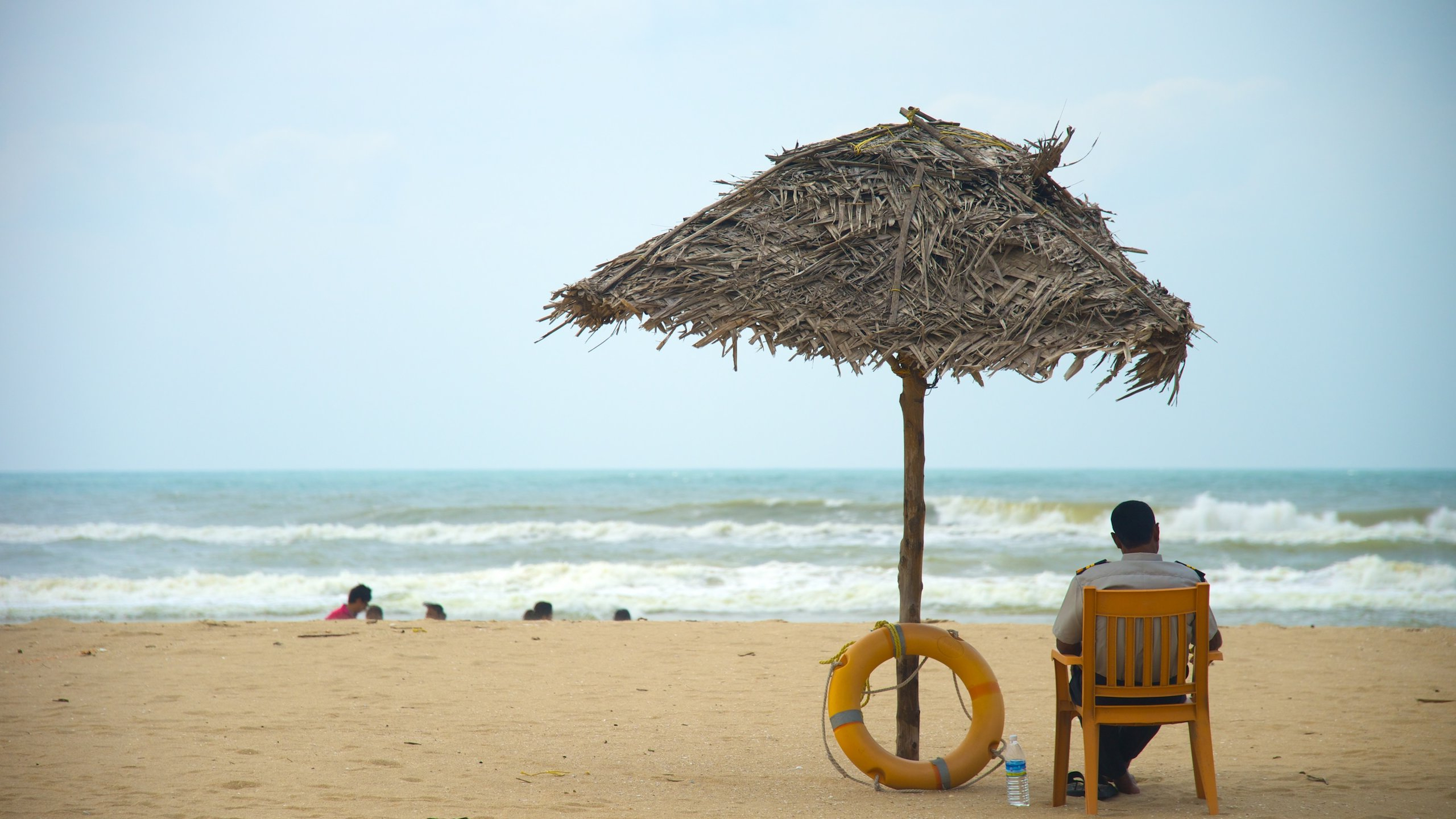 Top 10 Pondicherry Beach Hotels & Resorts In 2019 For Widely Used Auriville Beach Umbrellas (View 13 of 20)