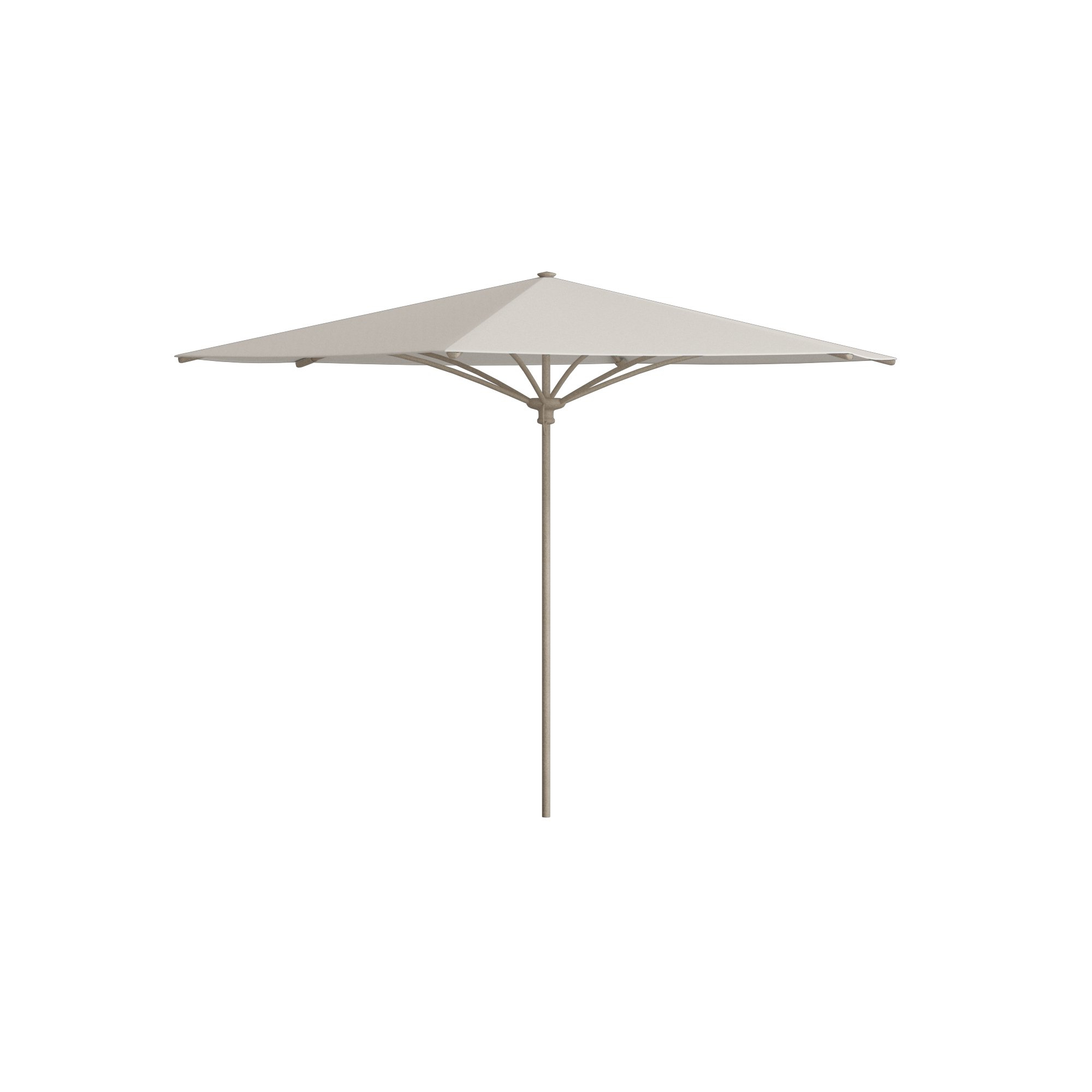 Trace 10' Market Umbrella With Most Up To Date Darwen Tiltable Patio Stripe Market Umbrellas (View 15 of 20)