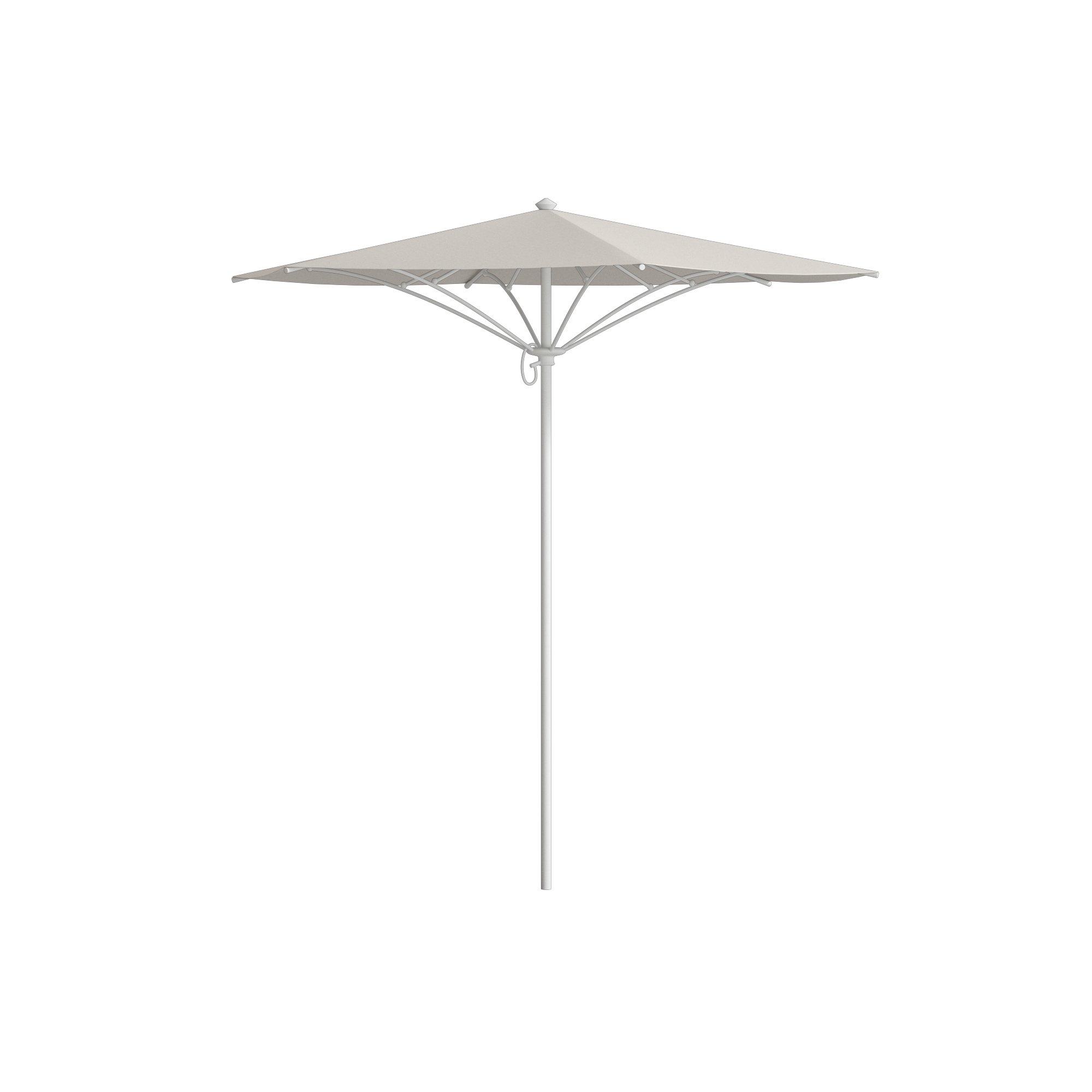 Trace 8' Market Umbrella Throughout Fashionable Darwen Tiltable Patio Stripe Market Umbrellas (View 17 of 20)