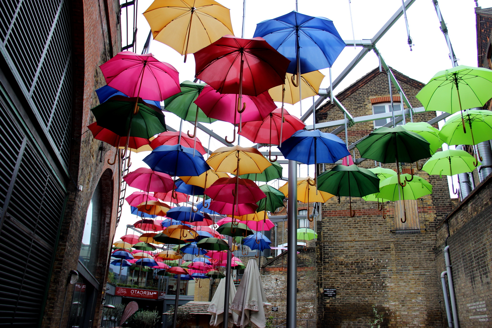 Travel: London Daily Diary 5 – Big Ben, Brick Lane & Borough Market Throughout Well Liked Wier Market Umbrellas (View 19 of 20)