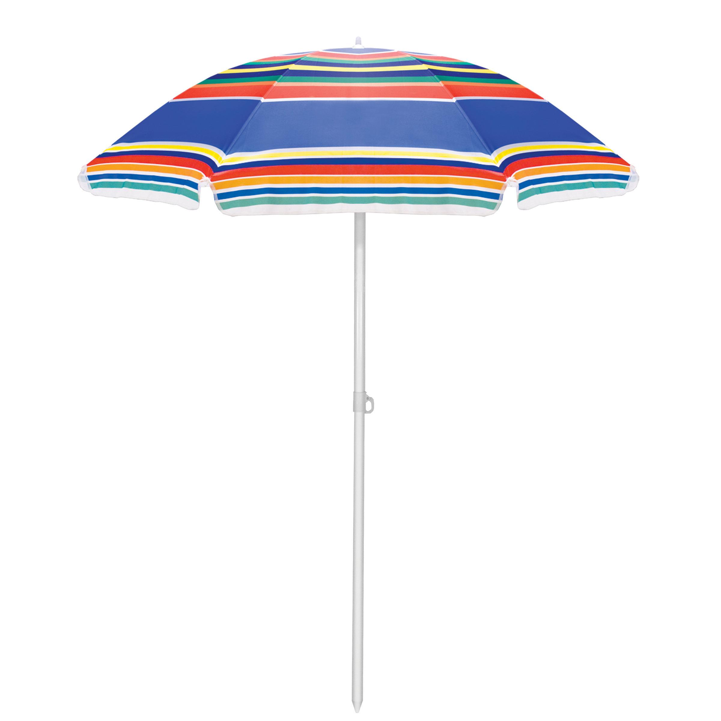 Trendy Alondra Ultimate Wondershade 5Beach Umbrellas Within Auriville 5' Beach Umbrella (View 17 of 20)