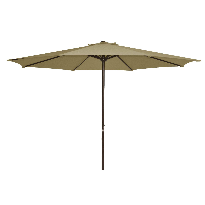 Trendy Best Patio Umbrella – Reviews & Buying Guide (August 2019) Inside Hurt Market Umbrellas (View 16 of 20)