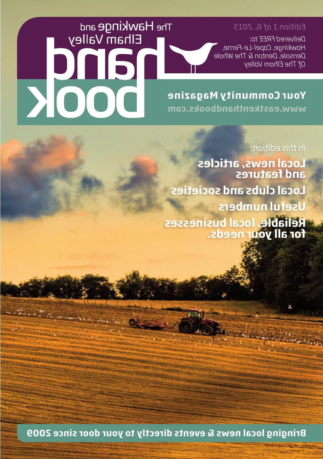 Trendy Hawkinge And Elham Valley Handbook Edition 1 Of 2015East Kent Throughout Hawkinge Market Umbrellas (View 16 of 20)