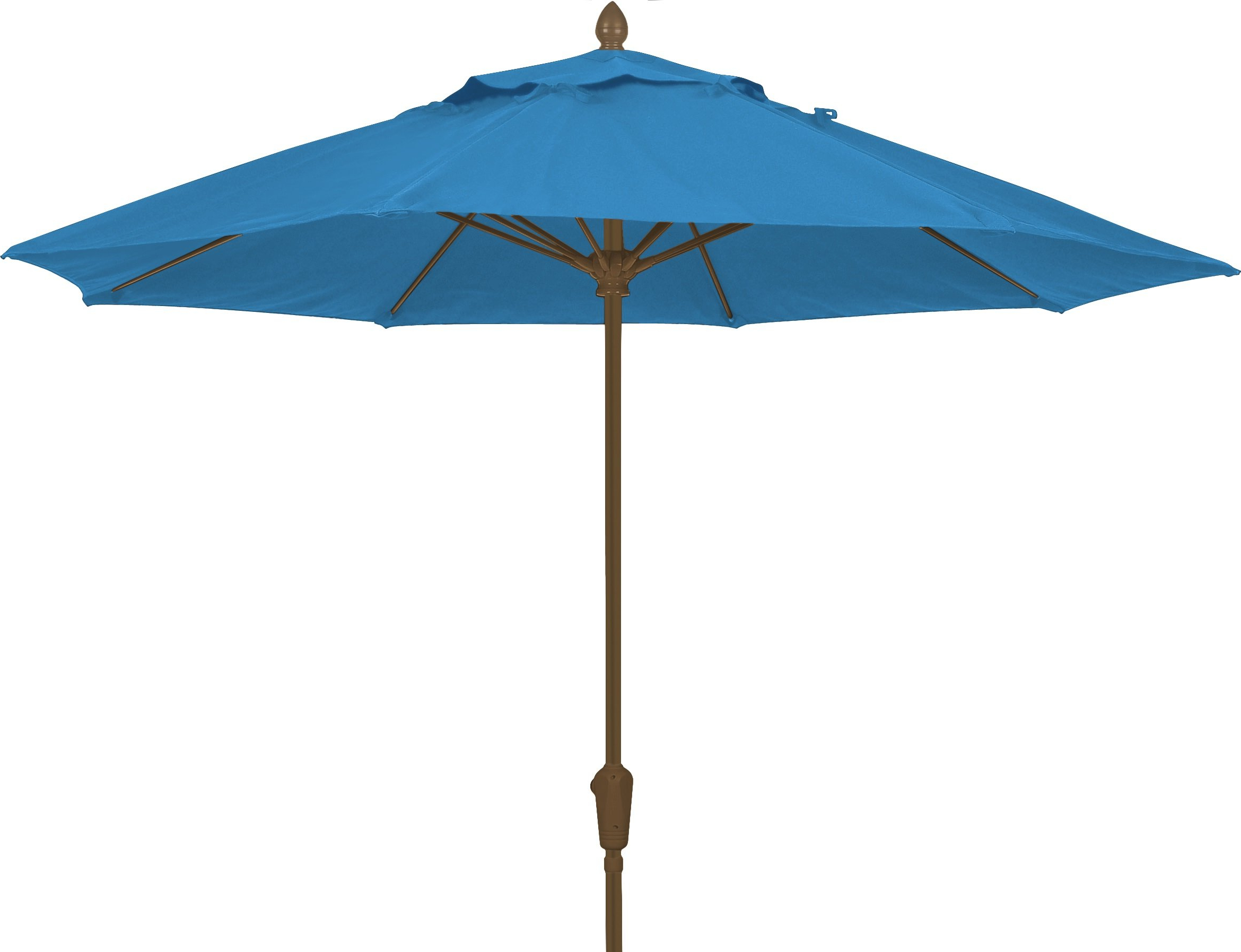 Trendy Prestige 9' Market Sunbrella Umbrella Regarding Mucci Madilyn Market Sunbrella Umbrellas (View 12 of 20)