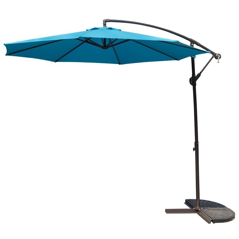Trendy Shop For 10 Feet Patio Umbrella Aluminum Table Market Hanging Regarding Hurt Market Umbrellas (View 18 of 20)