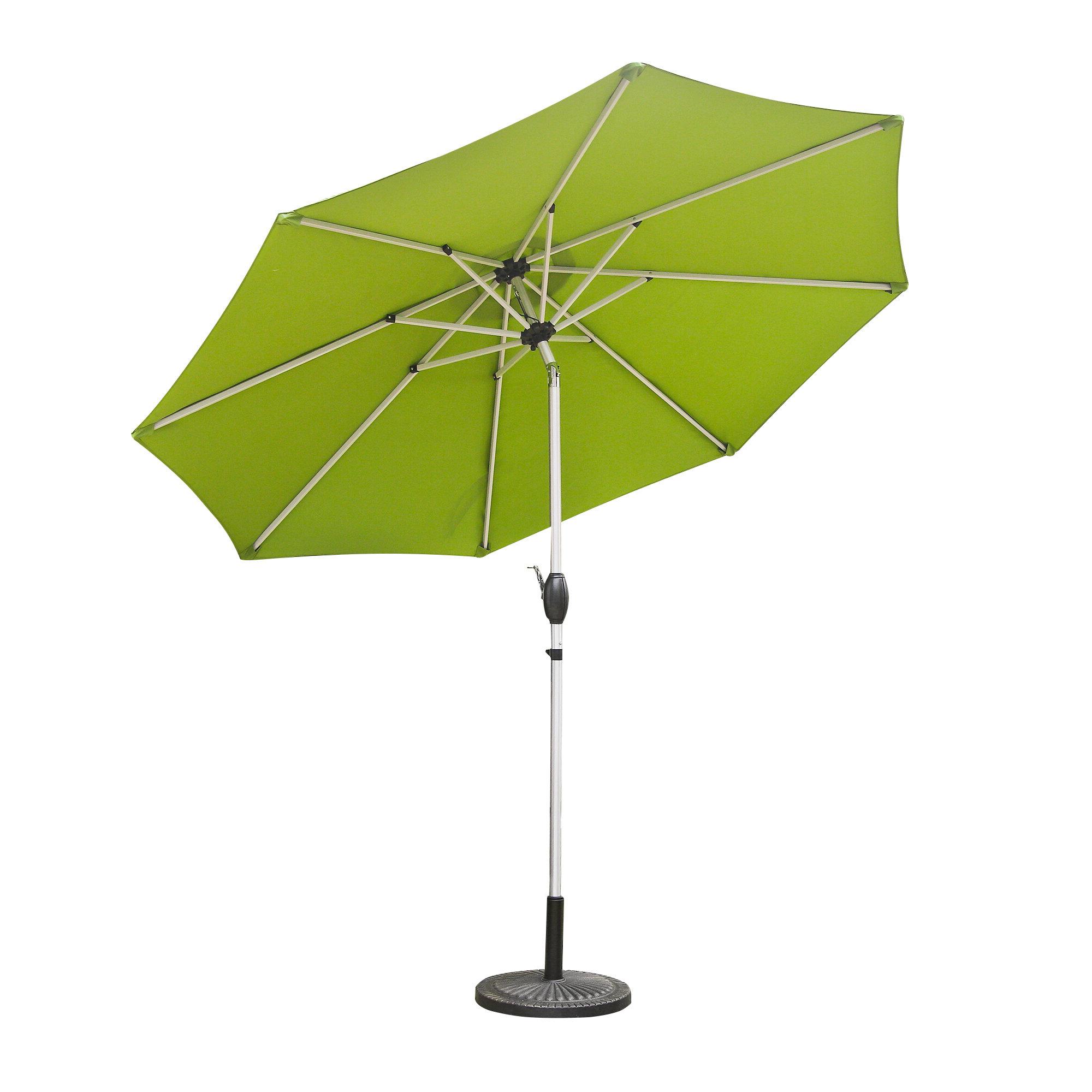 Trendy Whittaker 9' Market Umbrella Within Havant Market Umbrellas (View 13 of 20)