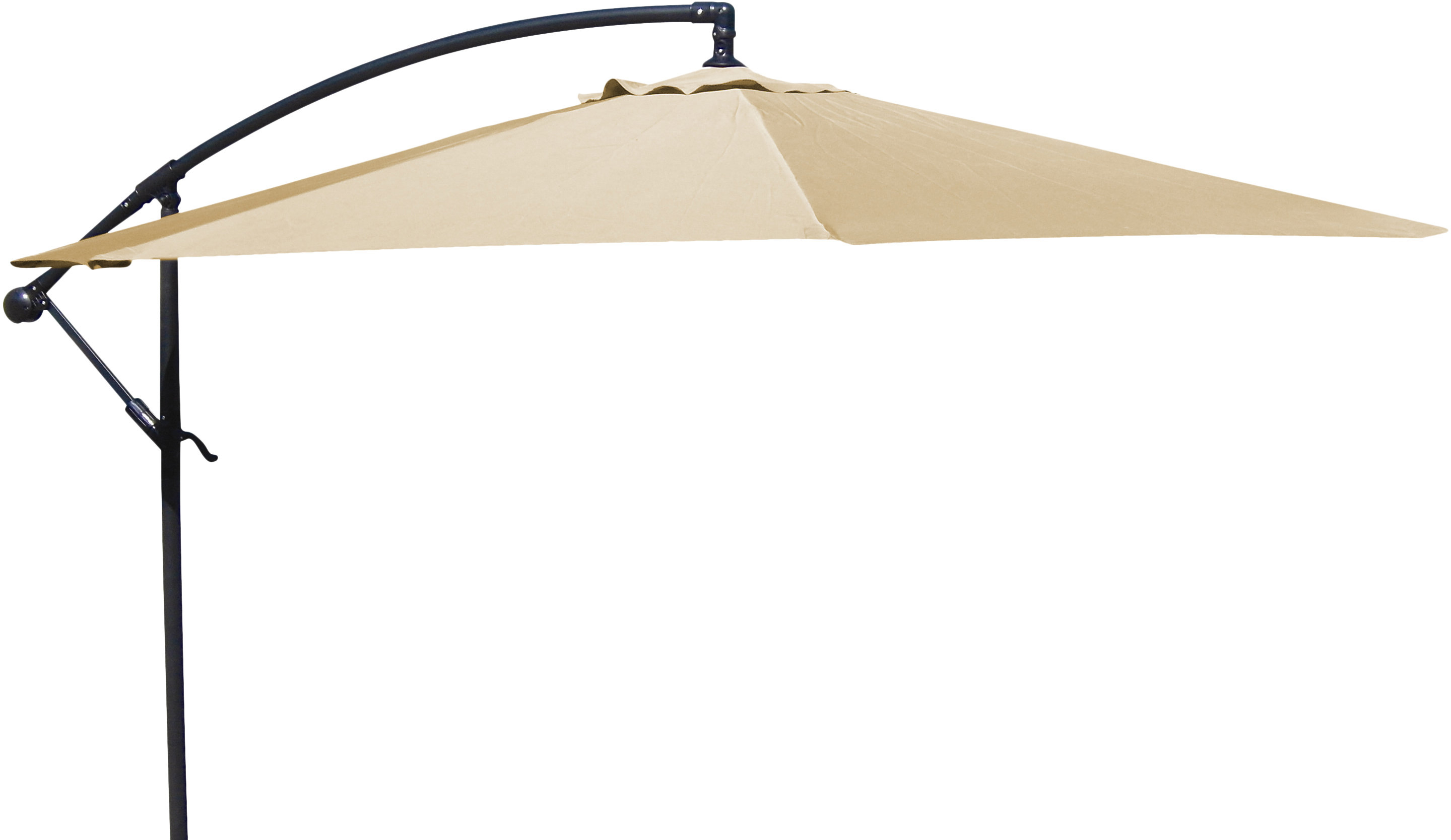 Trotman 10' Cantilever Umbrella Pertaining To Most Current Booneville Cantilever Umbrellas (View 8 of 20)