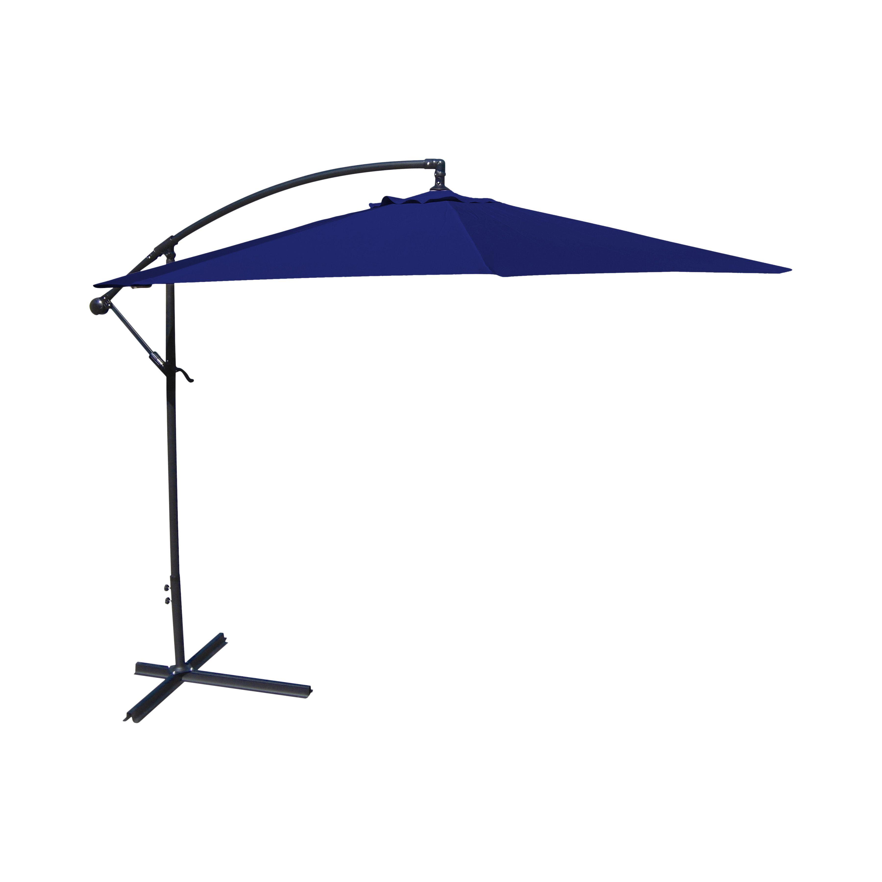 Trotman 10' Cantilever Umbrella (View 17 of 20)