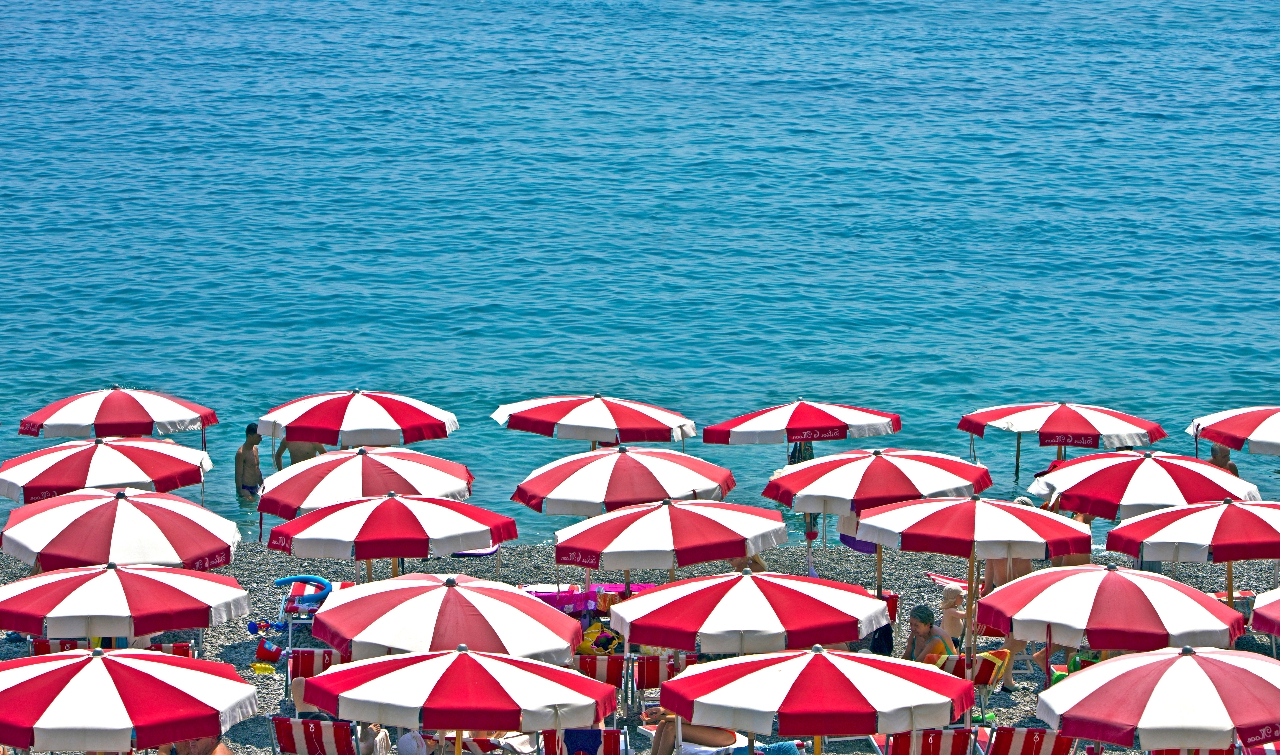 Umbrellas « Judy Gigliotti Regarding Most Current Italian Beach Umbrellas (View 16 of 20)