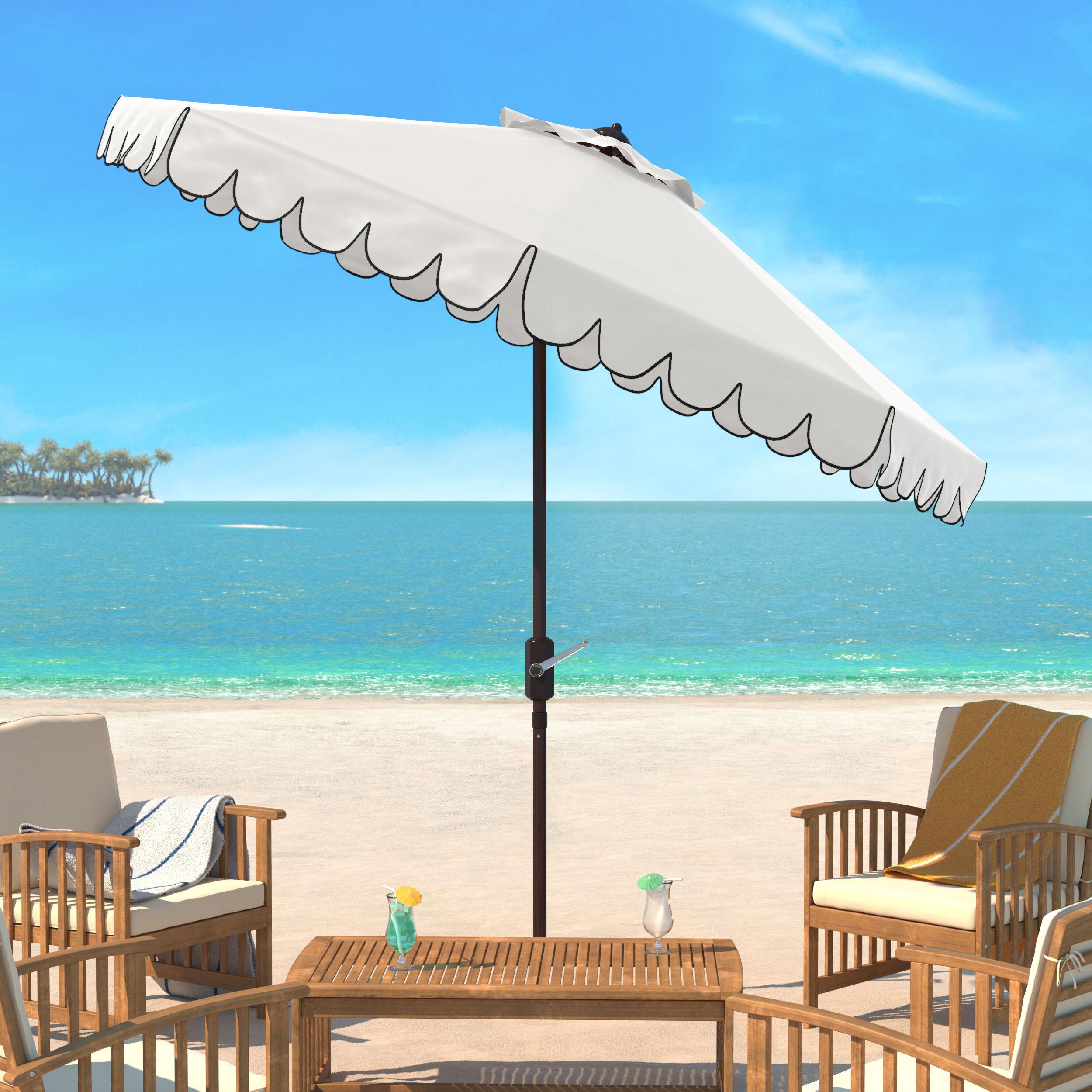 Wacker Market Umbrellas Intended For Most Recent Pedrick  (View 10 of 20)