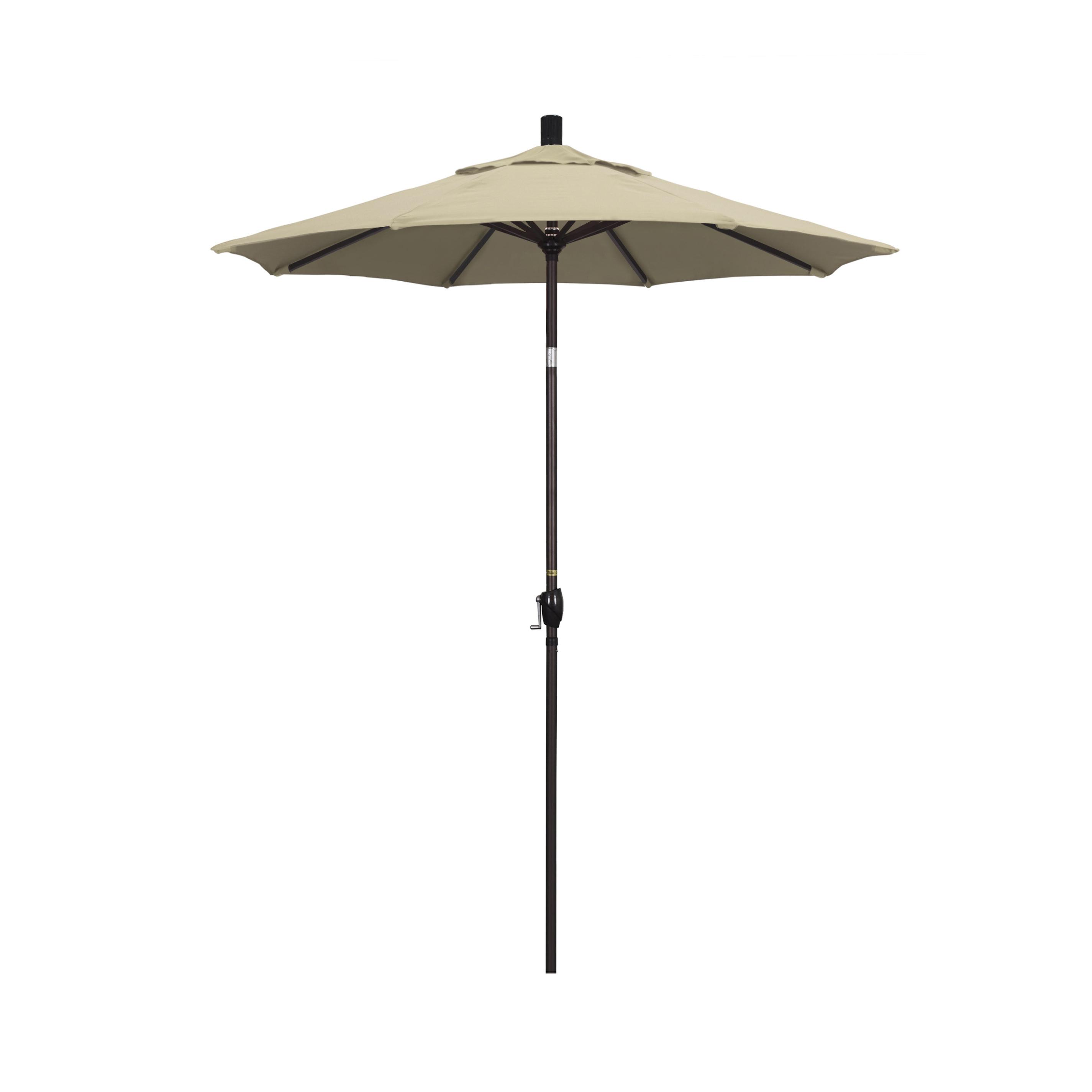 Wallach Market Sunbrella Umbrellas Intended For Most Up To Date Wallach 6' Market Sunbrella Umbrella (View 16 of 20)