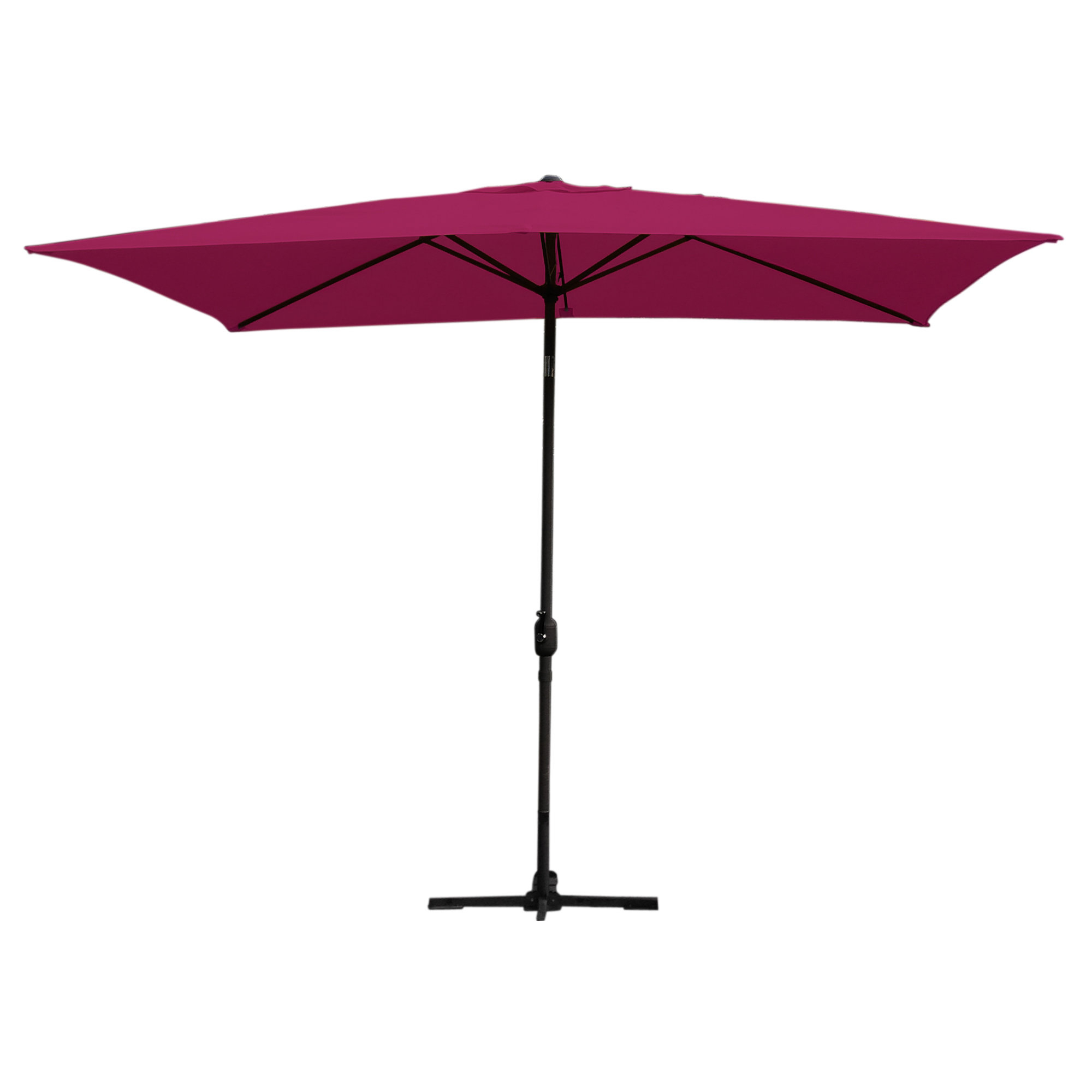 Wayfair Pertaining To Pau Rectangular Market Umbrellas (View 7 of 20)