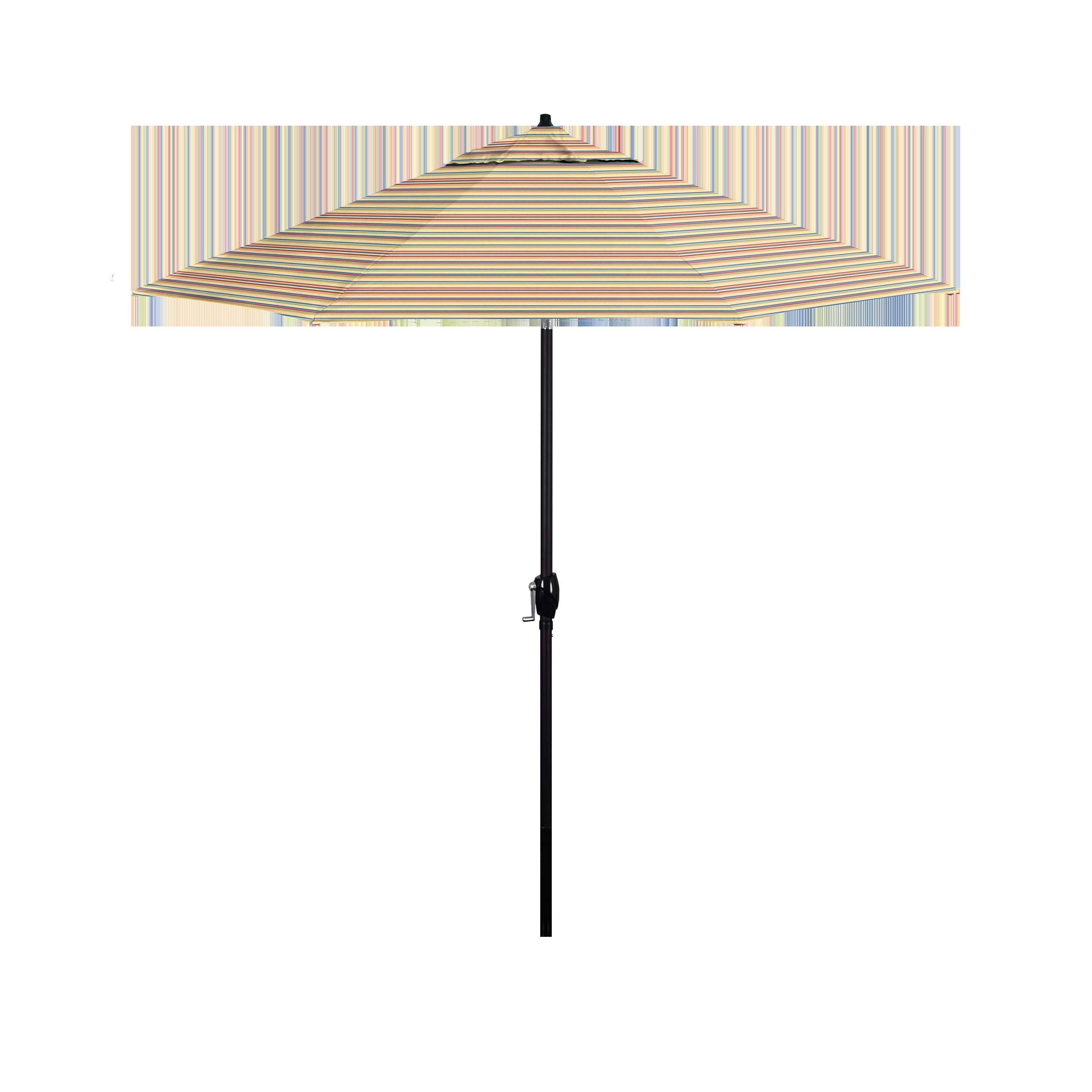 Well Known 9' Market Sunbrella Umbrella For Cordelia Rectangular Market Umbrellas (View 20 of 20)