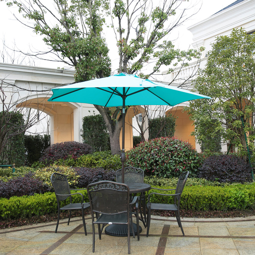 Well Known 9' Market Umbrella Inside Keltner Patio Outdoor Market Umbrellas (View 9 of 20)