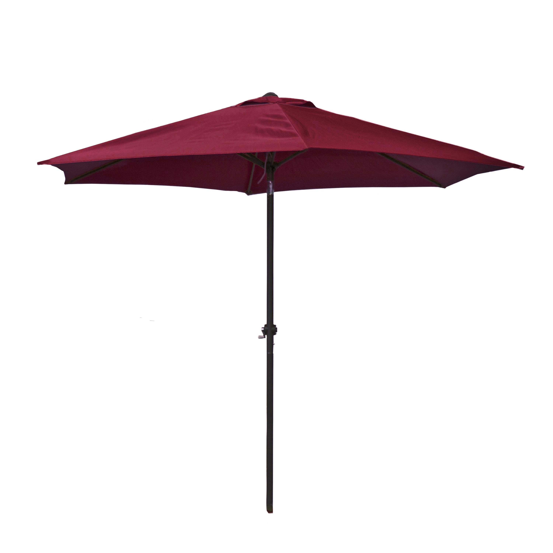 Well Known Alyssa Freeport Park Market Umbrellas Within 9' Market Umbrella (View 9 of 20)