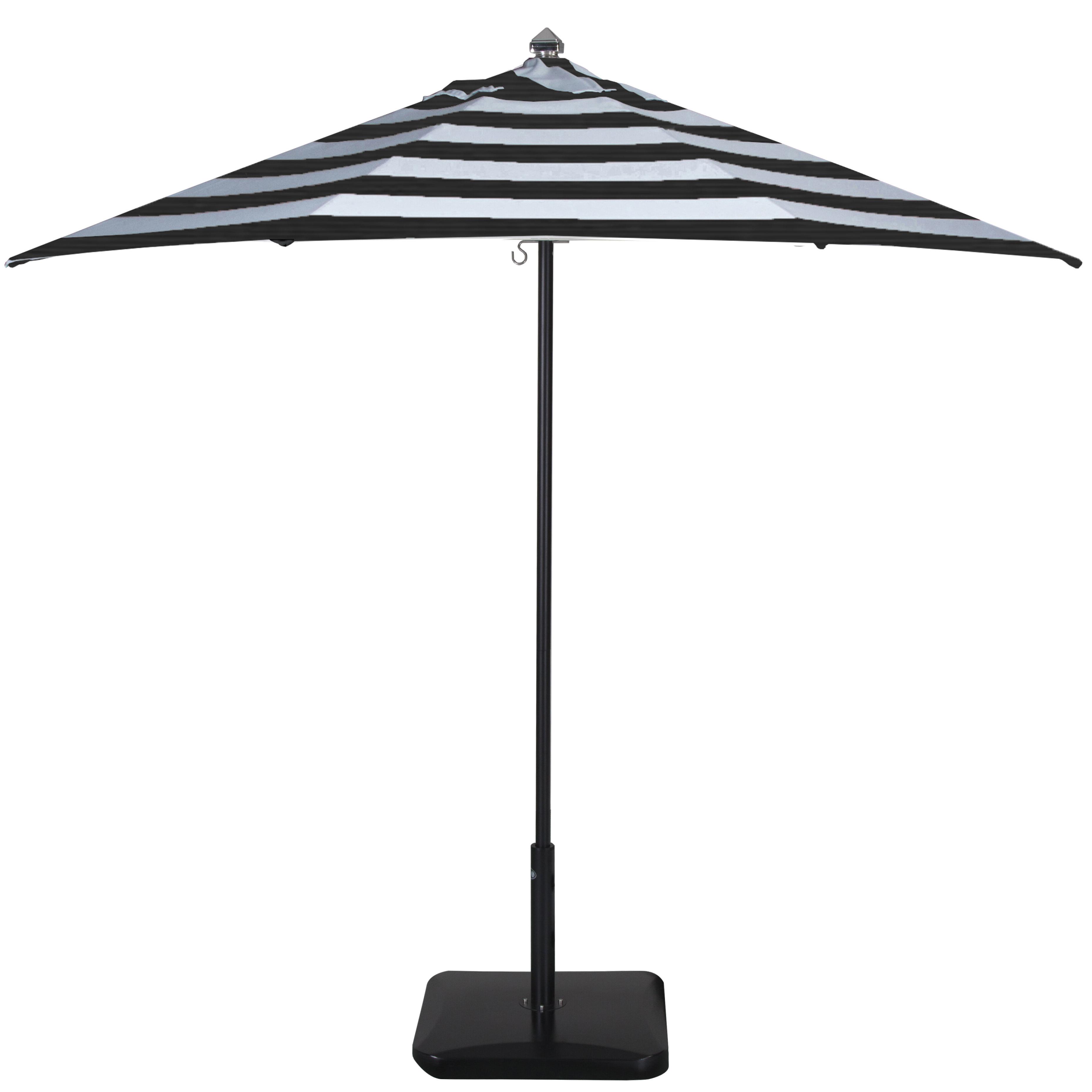 Well Known Capresa Market Umbrellas Intended For Centre Drive 9' Market Umbrella (View 9 of 20)