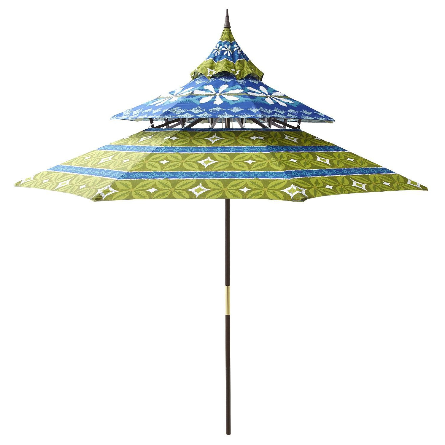 Well Known Lani Pagoda Umbrella – Outdoor (View 13 of 20)