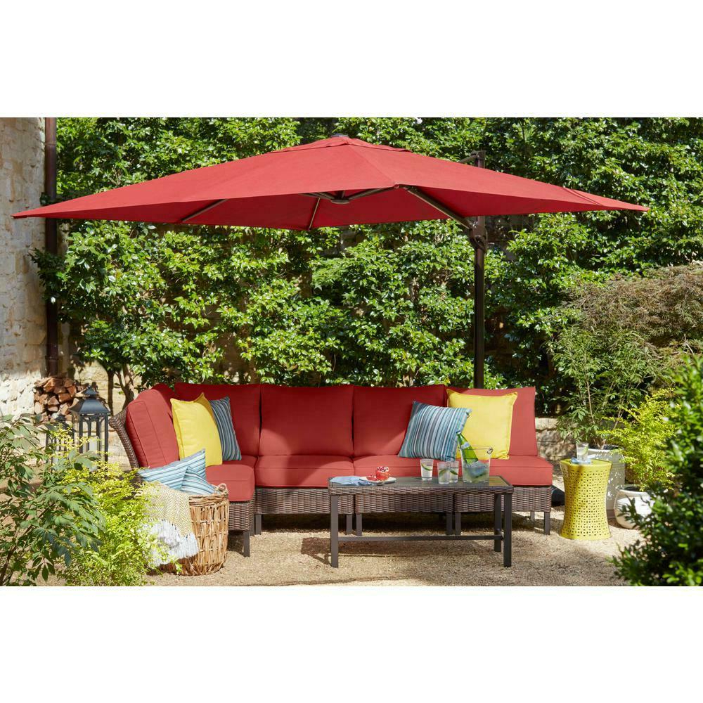 Well Known Phat Tommy Cantilever Umbrellas Throughout 11 Ft (View 20 of 20)