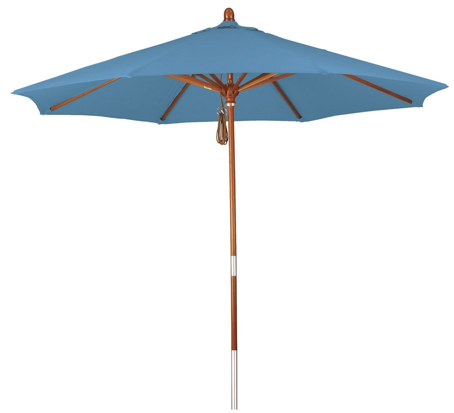 Well Known Phat Tommy Cantilever Umbrellas Within Phat Tommy 11' Market Umbrella (View 4 of 20)