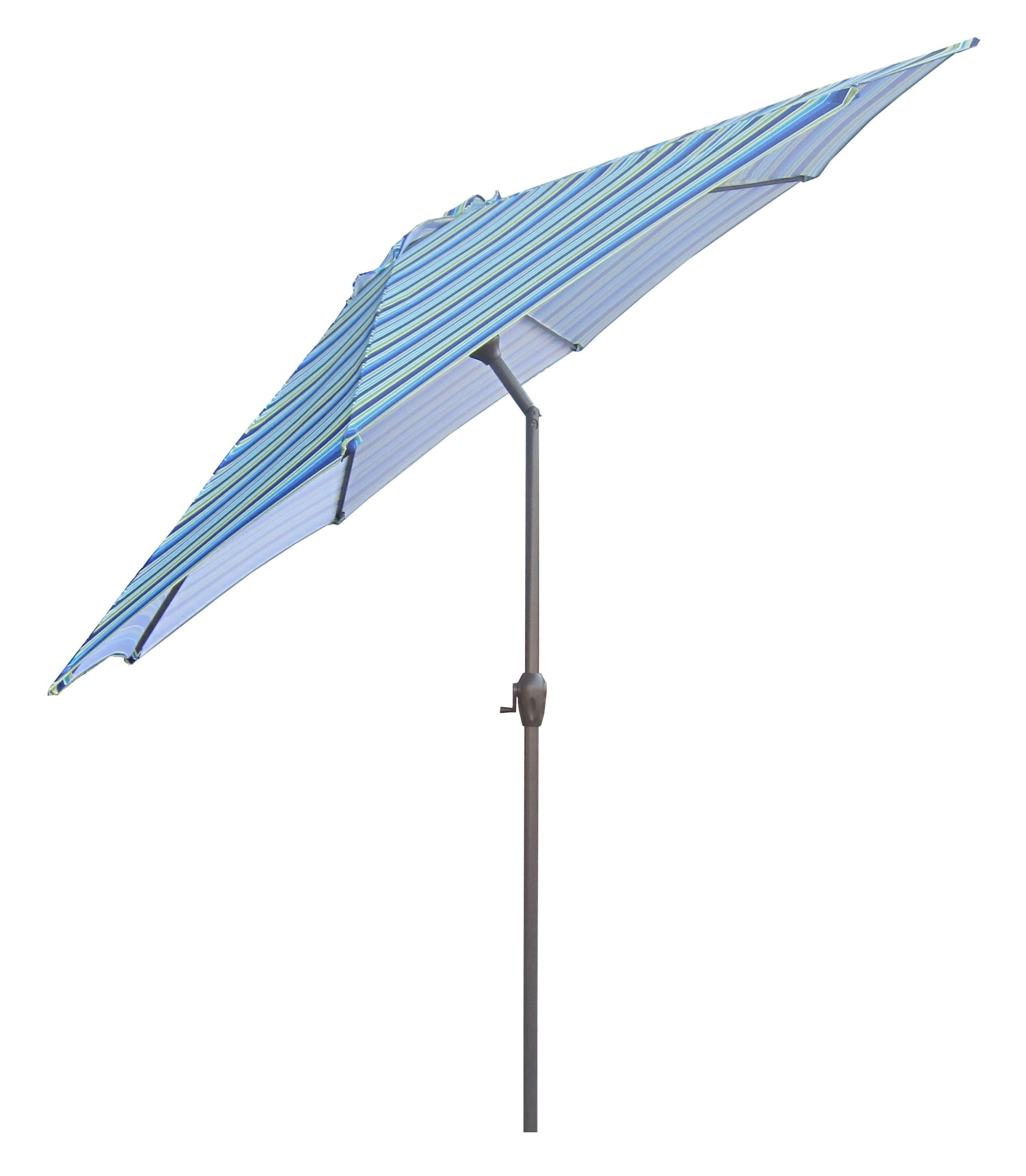 Well Liked 9' Market Umbrella Regarding Havant Market Umbrellas (View 8 of 20)