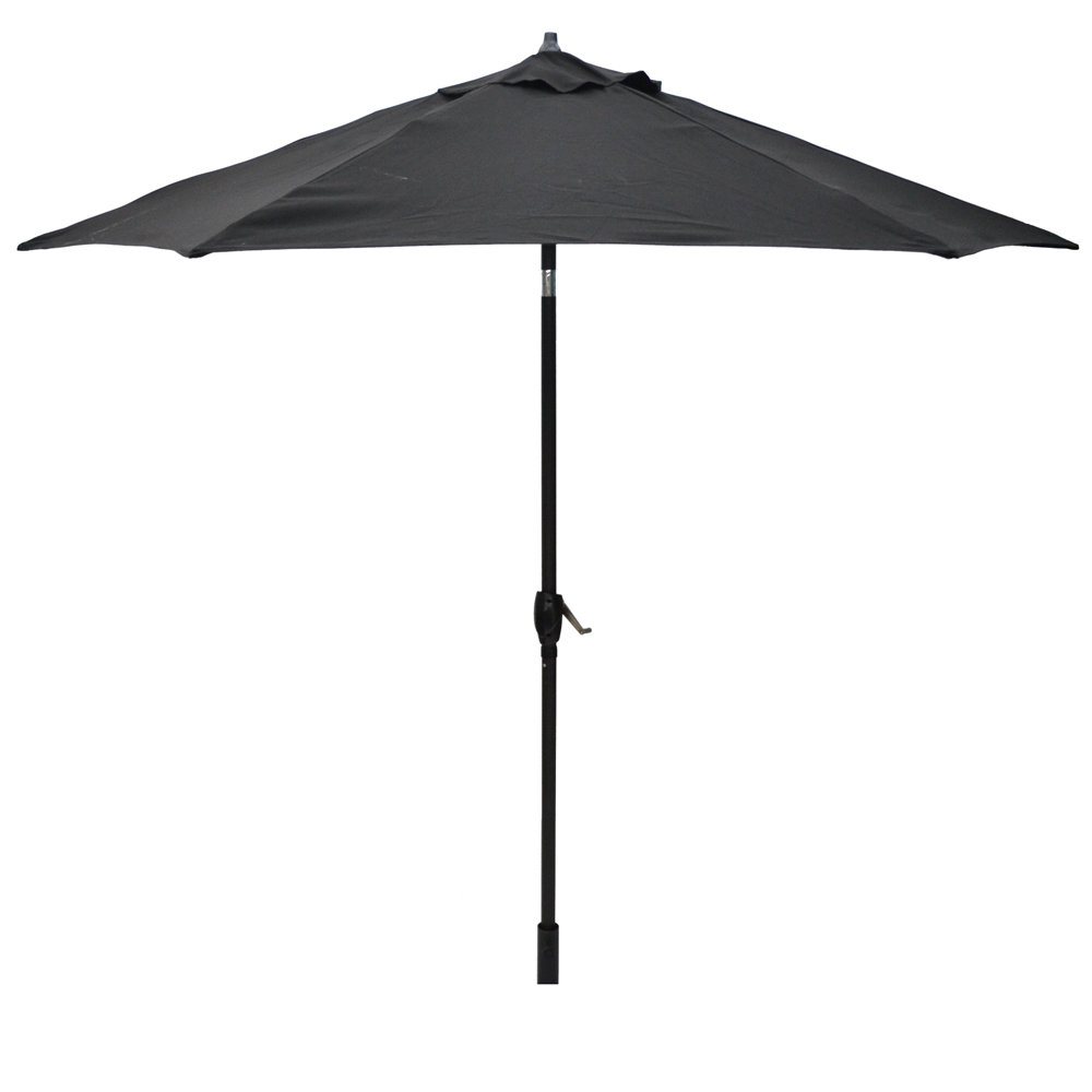 Well Liked Breen 9' Market Umbrella With Regard To Breen Market Umbrellas (View 19 of 20)