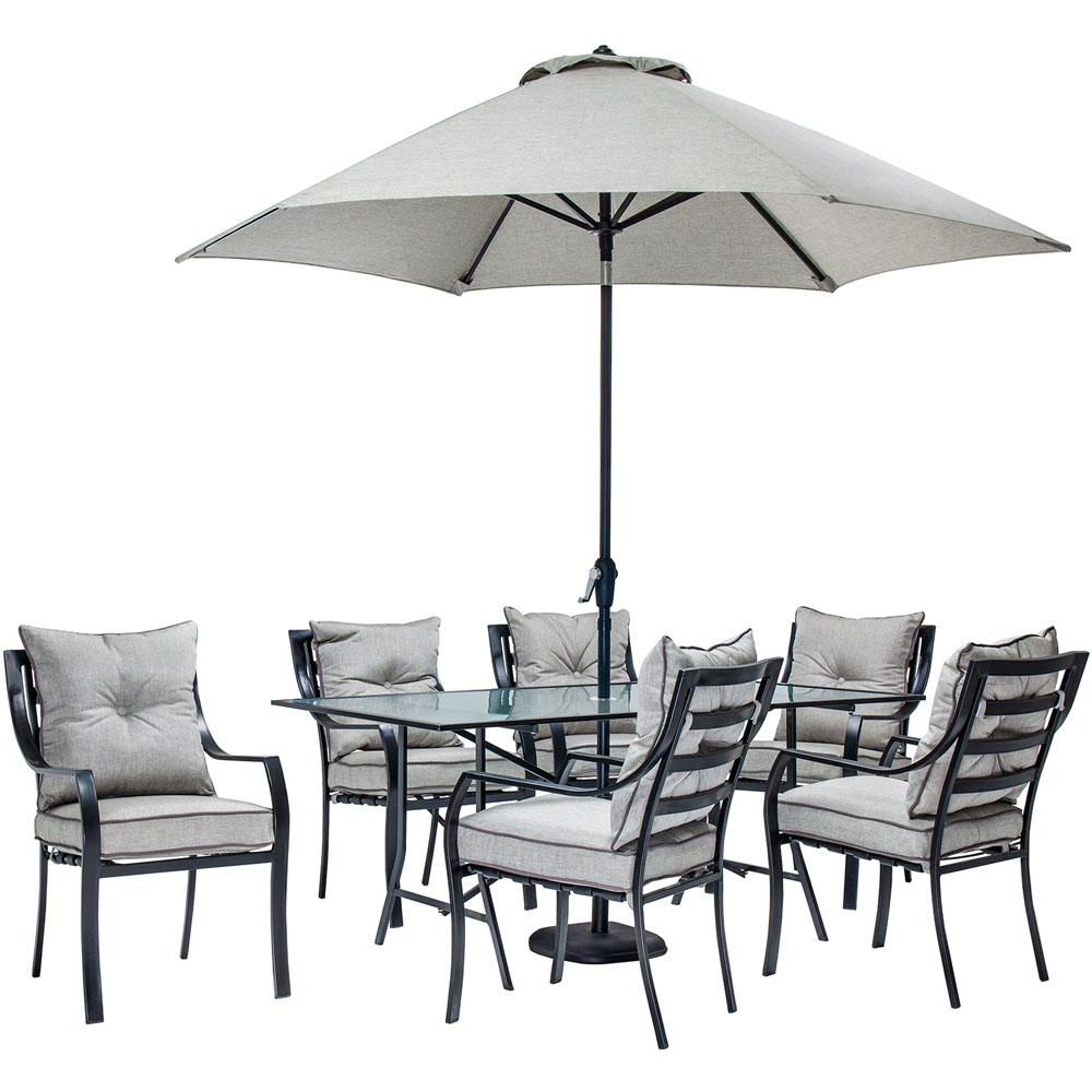 Well Liked Charmant Best Large Outdoor Dining Table Plans Set Sets Cover White Within Madalyn Rectangular Market Sunbrella Umbrellas (View 20 of 20)