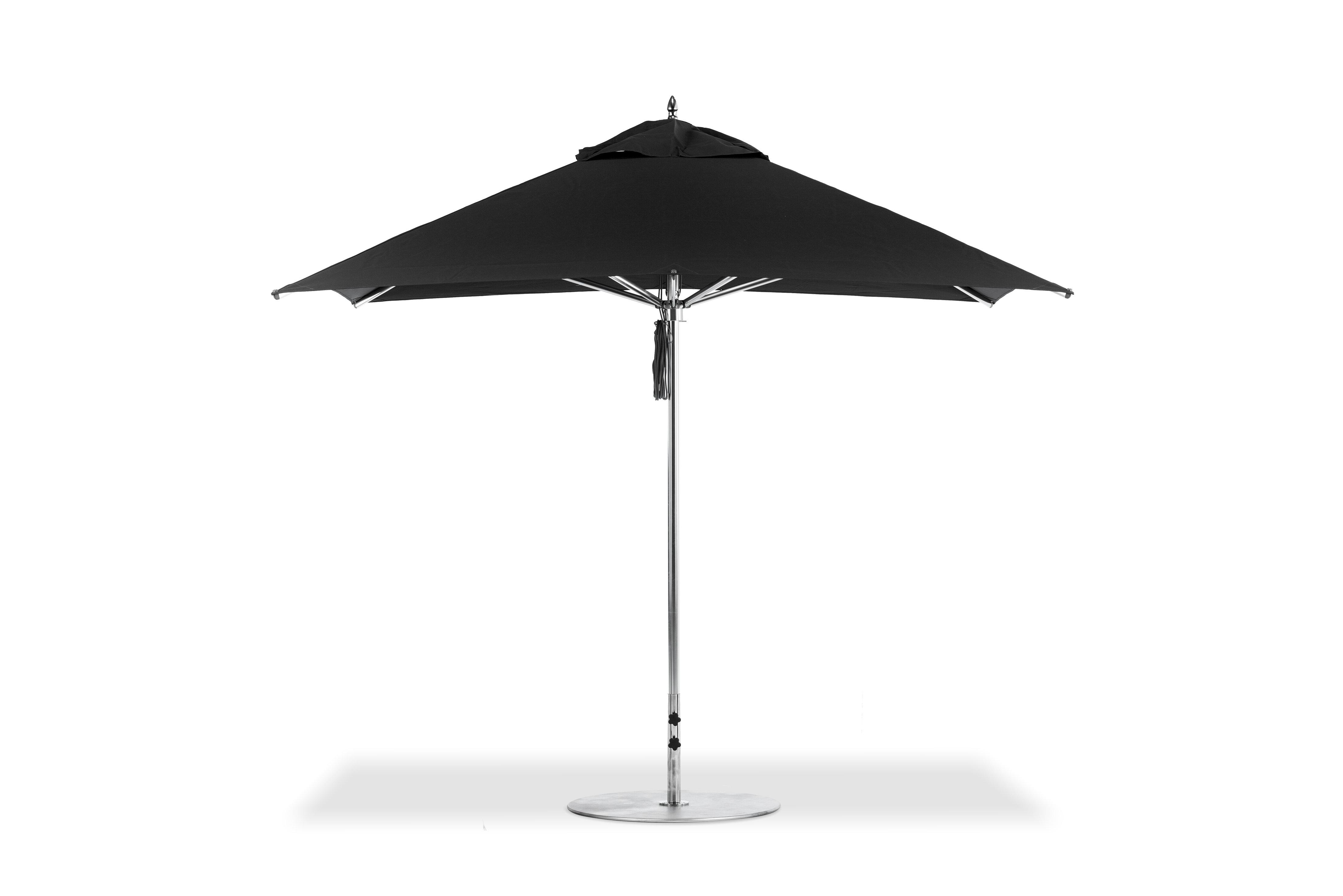 Well Liked Kavia 10' Square Market Umbrella With Regard To Zeman Market Umbrellas (View 13 of 20)