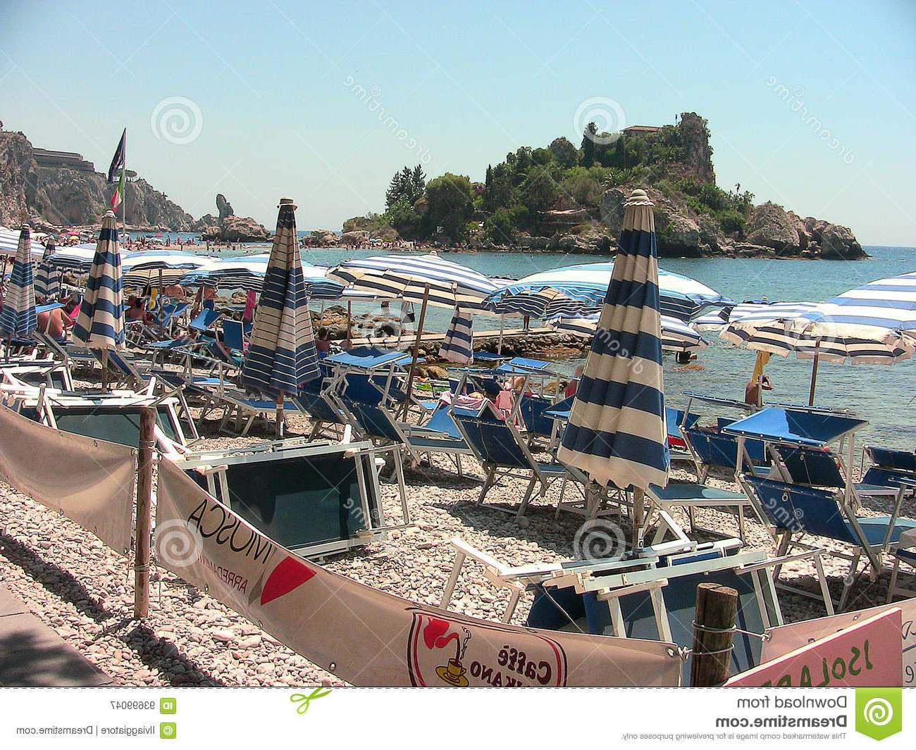 Well Liked Taormina Isola Bella From The Beach Editorial Photography – Image Of Regarding Bella Beach Umbrellas (View 10 of 20)