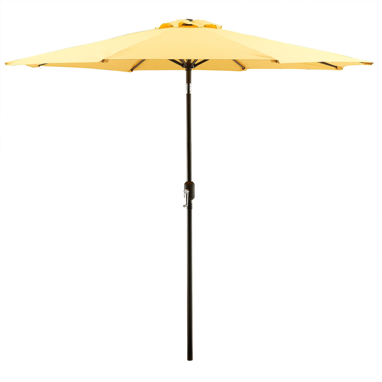 Well Liked Zipcode Design Hapeville 9' Market Umbrella Within Hapeville Market Umbrellas (View 19 of 20)