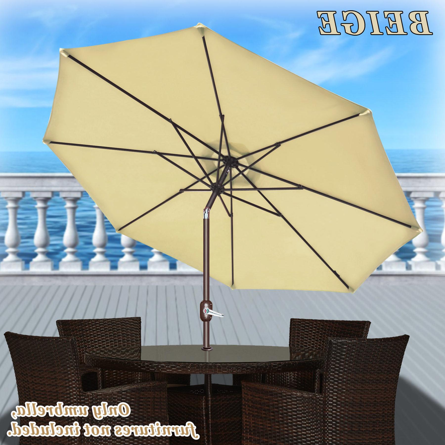 Wetherby Market Umbrellas Regarding Well Known Rosaura Traditional Octagonal Outdoor Garden Parasol Patio Market Umbrella (View 18 of 20)