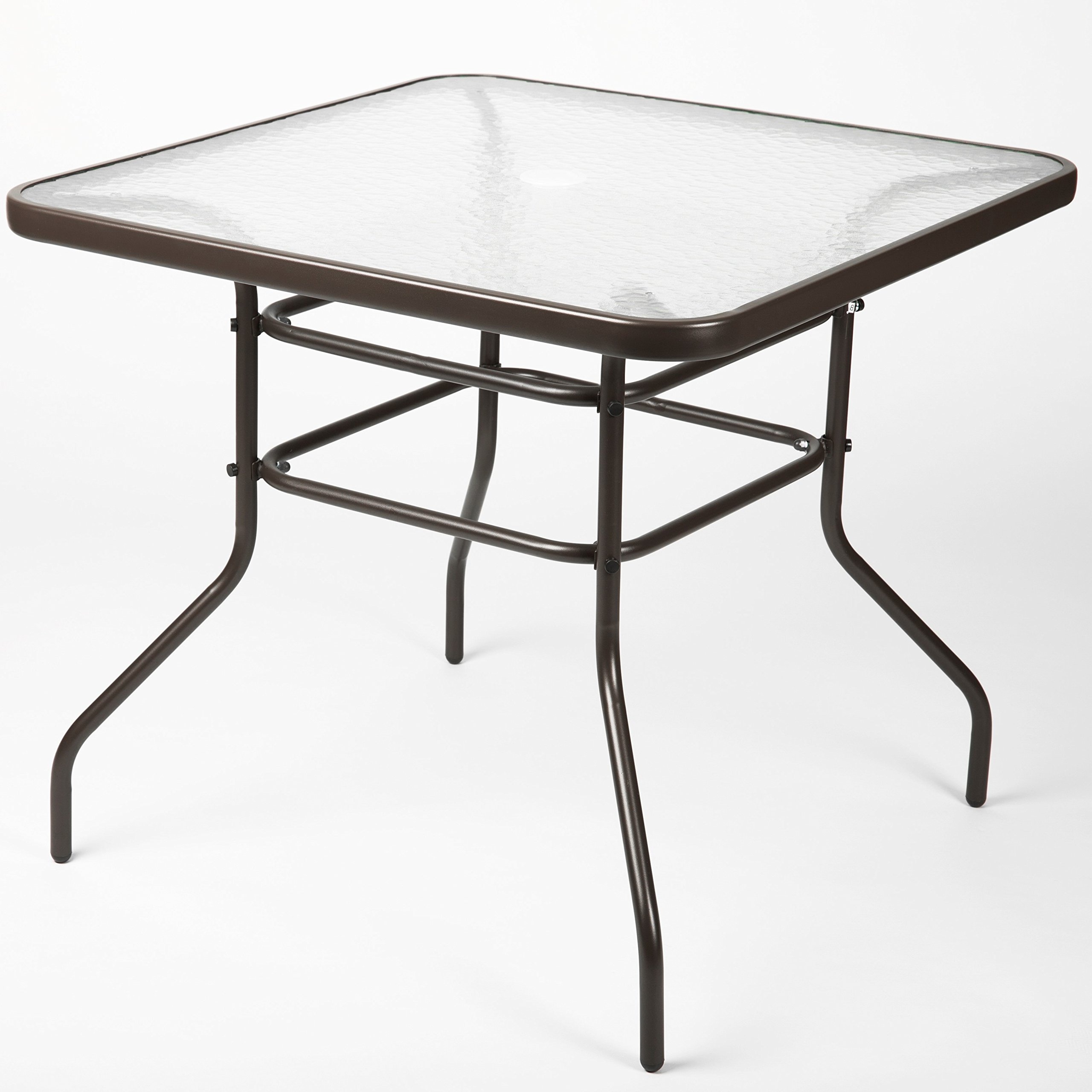 Widely Used Cheap Glass Top For Patio Table, Find Glass Top For Patio Table Within Bradford Patiosquare Market Umbrellas (View 16 of 20)