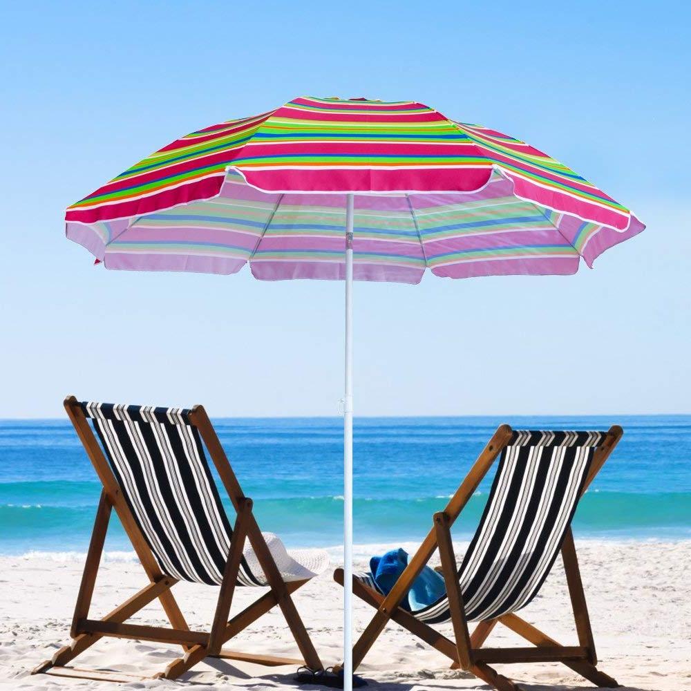Widely Used Leasure Fiberglass Portable Beach Umbrellas Within Cheap Beach Umbrella Fiberglass Ribs, Find Beach Umbrella Fiberglass (View 20 of 20)