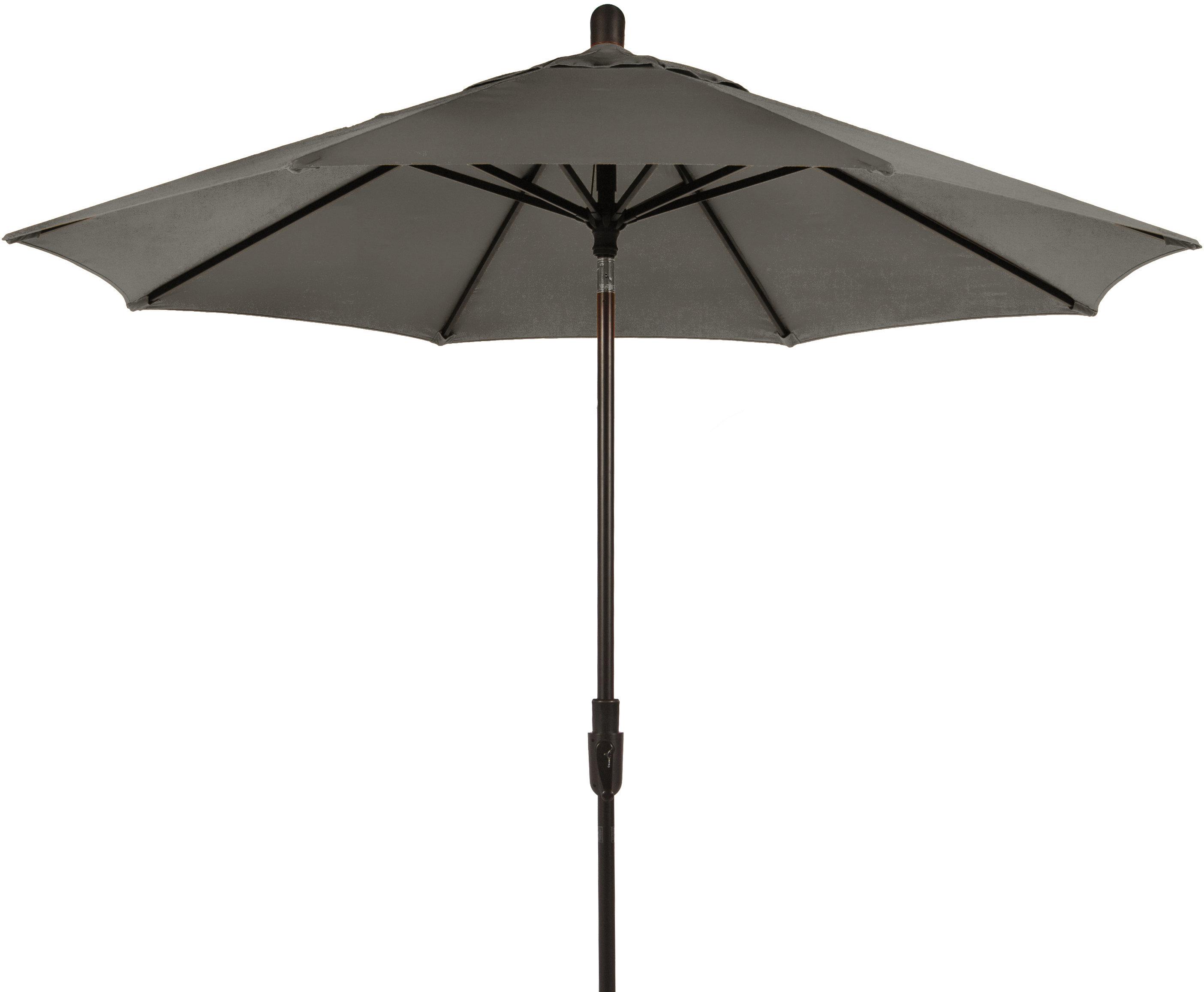 Wiebe 9' Market Umbrella Throughout Well Known Wiebe Auto Tilt Square Market Sunbrella Umbrellas (View 9 of 20)