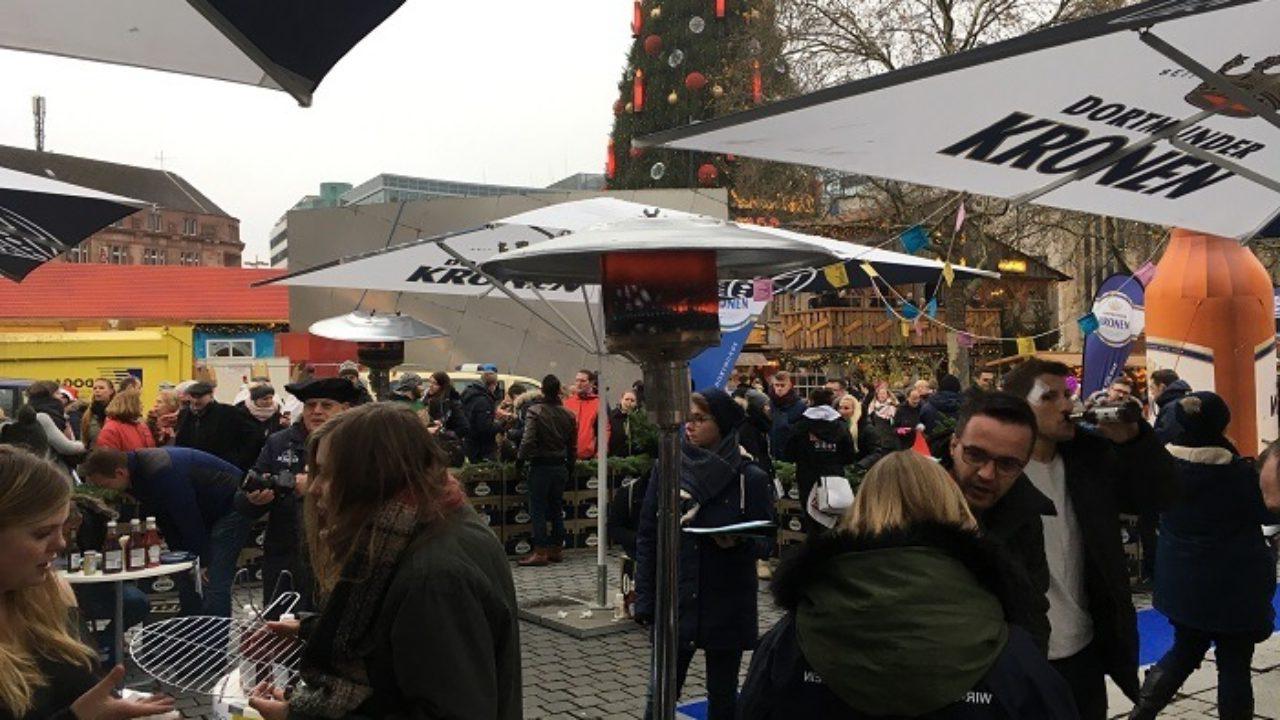 Wier Market Umbrellas With Regard To Preferred Wintergrillen: Die Jubiläumsausgabe Rockt – Ruhr (View 3 of 20)