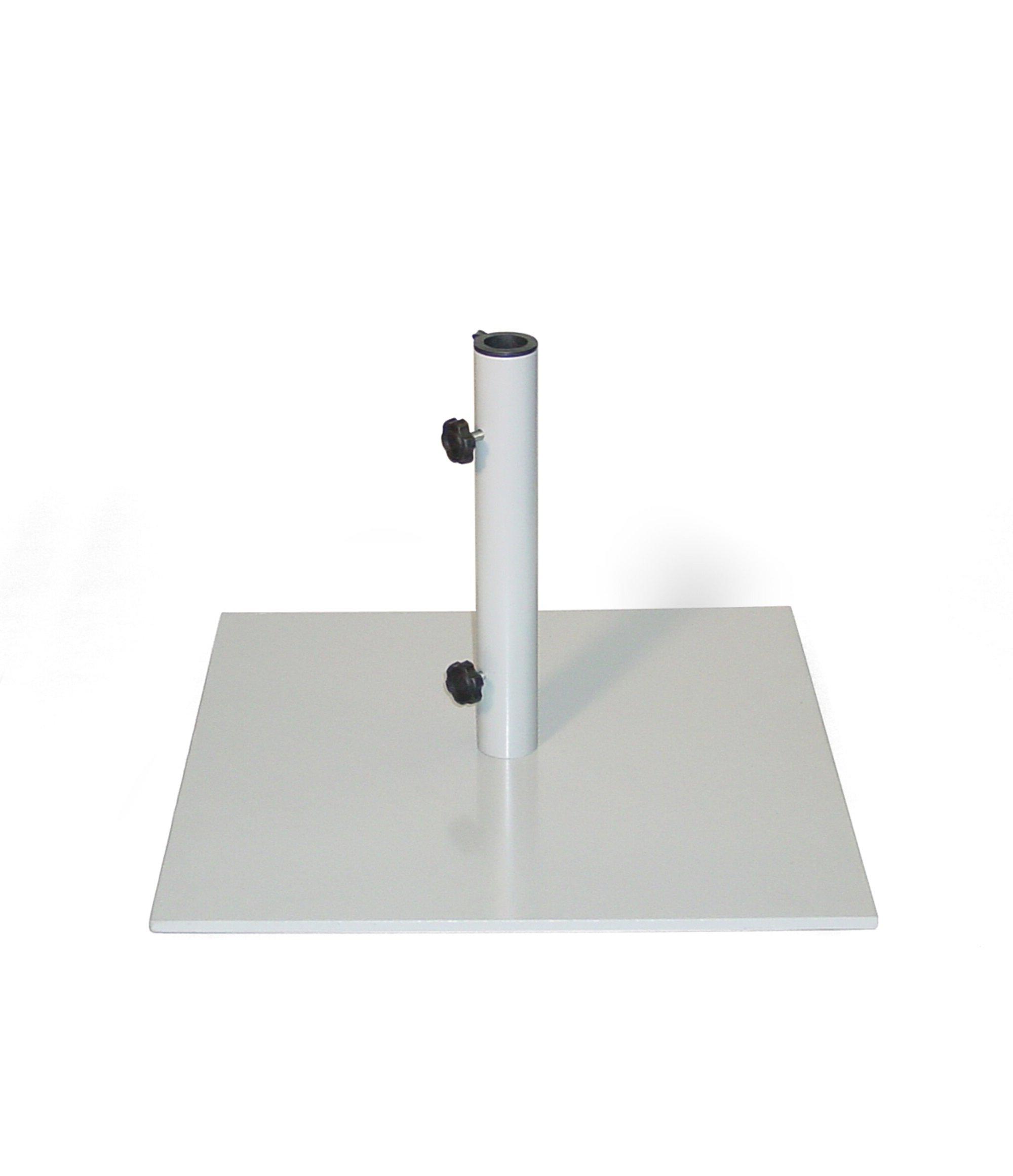 Zeman Steel Free Standing Base Pertaining To Current Zeman Market Umbrellas (View 8 of 20)