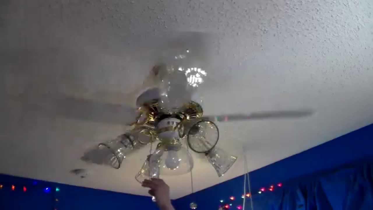 1989 Casablanca Delta Ii Ceiling Fan With 5 Blades Pertaining To Famous Mattias 5 Blade Ceiling Fans (View 19 of 20)
