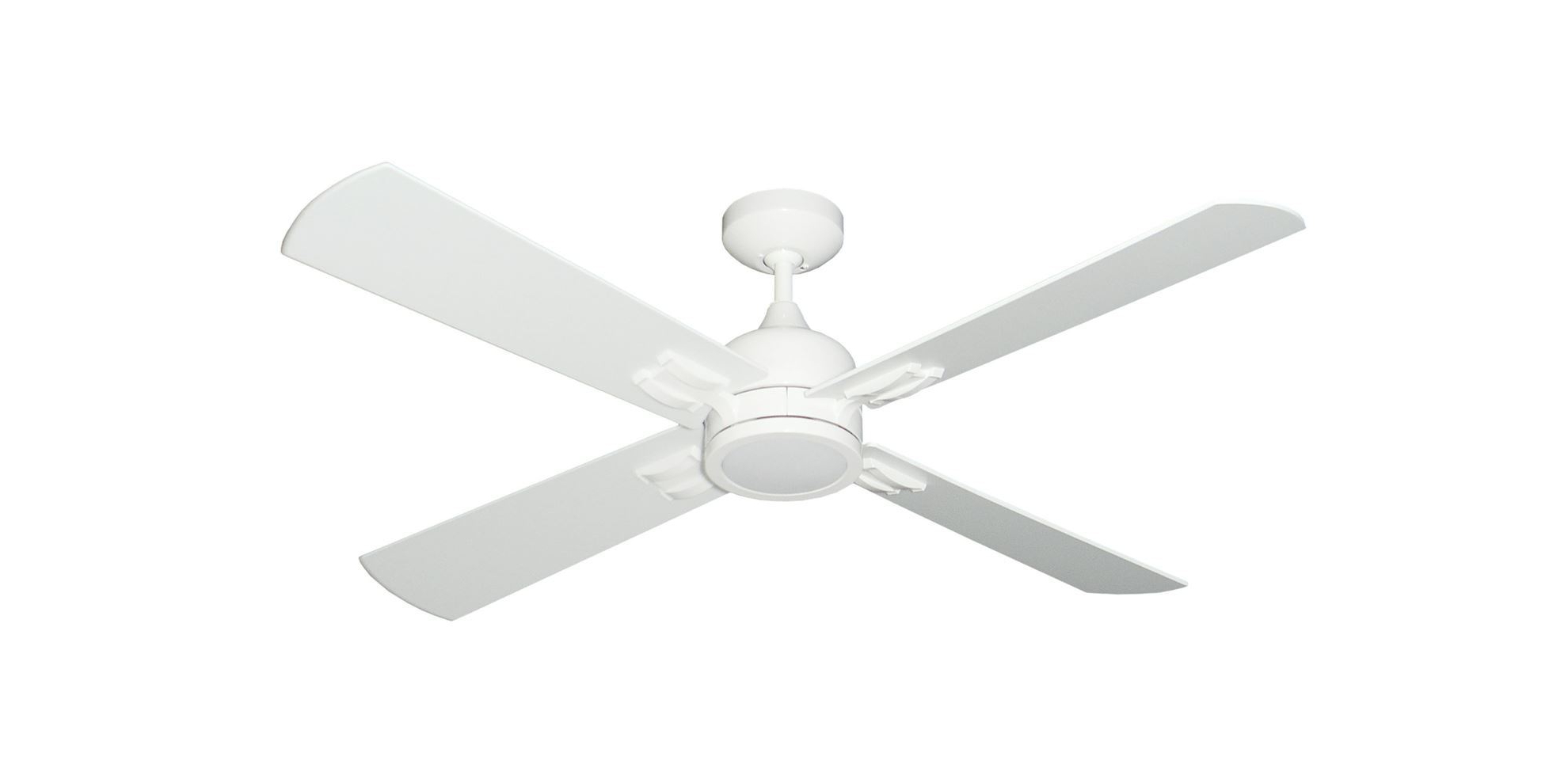 "2019 Captiva 52"" Indoor Contemporary Ceiling Fan With Remote And Within Dempsey Low Profile 4 Blade Ceiling Fans With Remote (Gallery 19 of 20)"