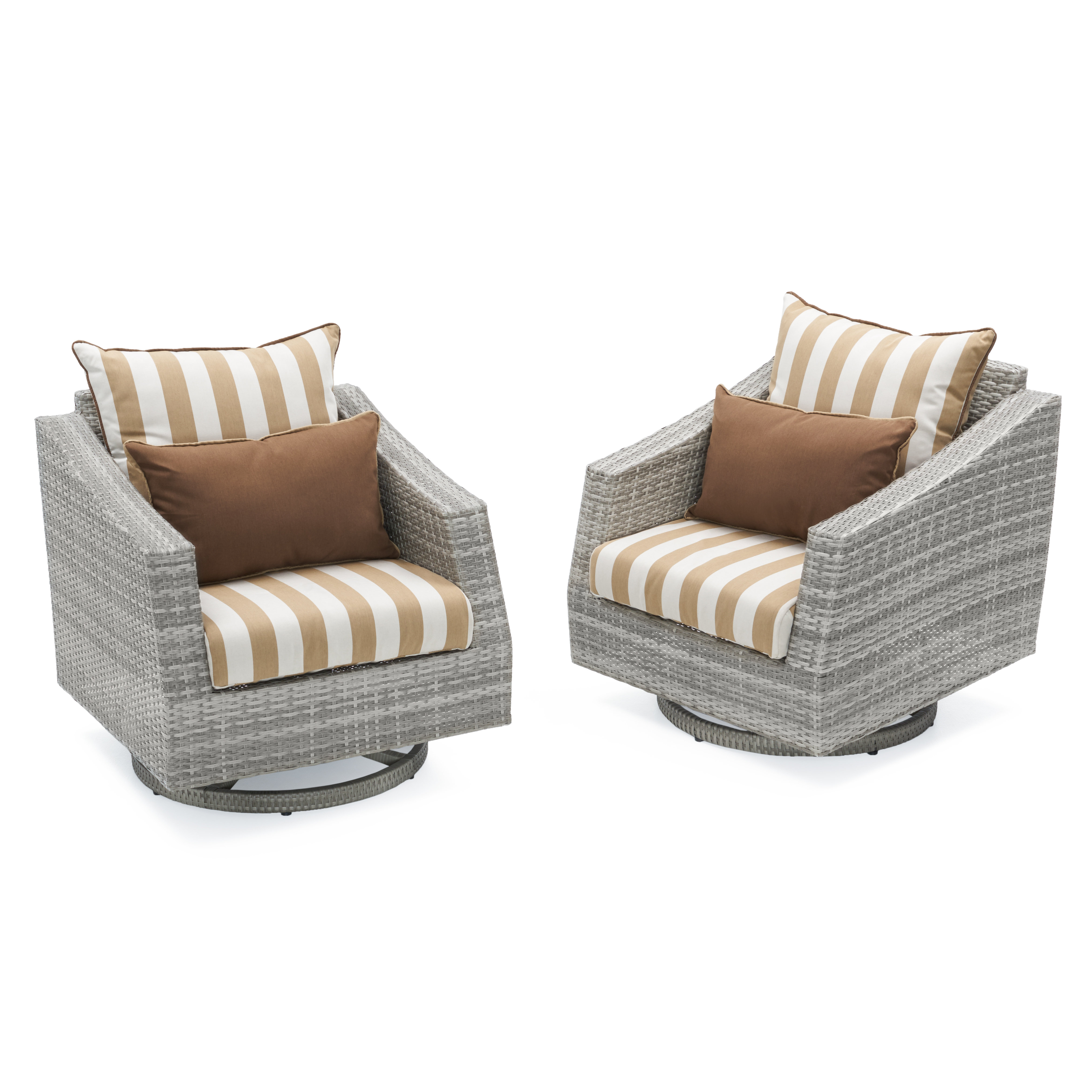 2019 Johana Patio Chair With Cushion Pertaining To Keever Patio Sofas With Sunbrella Cushions (View 1 of 20)