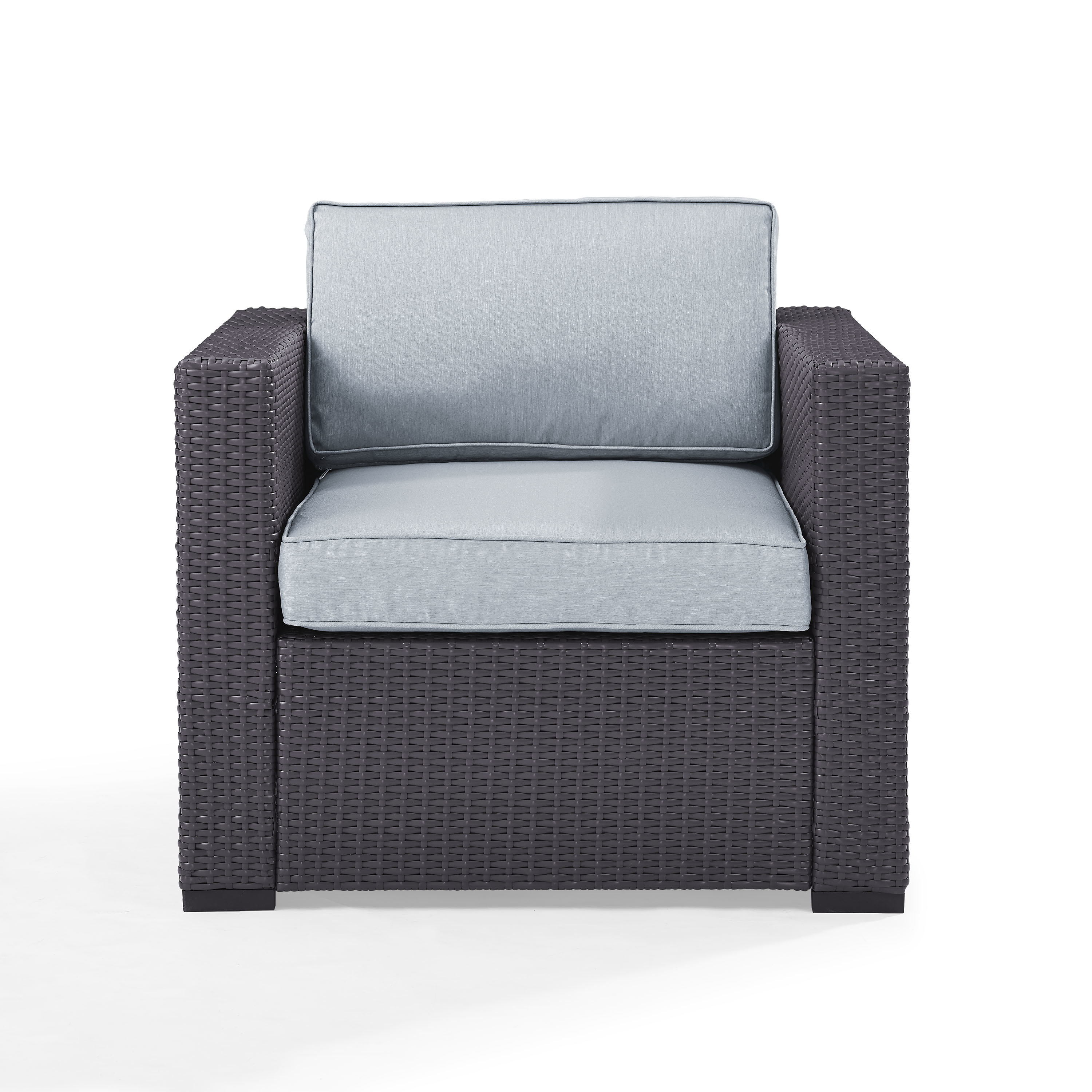 2019 Seaton Patio Chair With Cushions With Regard To Keiran Patio Daybeds With Cushions (View 2 of 20)